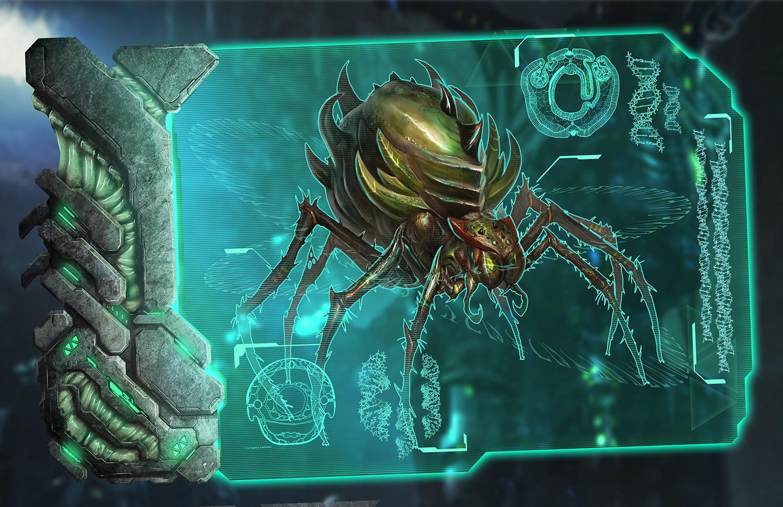 ARK: Survival Evolved - rozrůstající se fauna 11524
