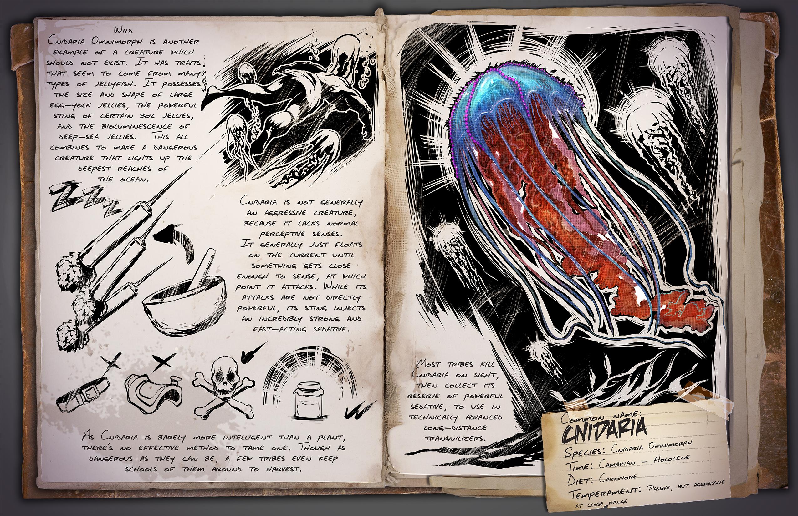 ARK: Survival Evolved - rozrůstající se fauna 11527