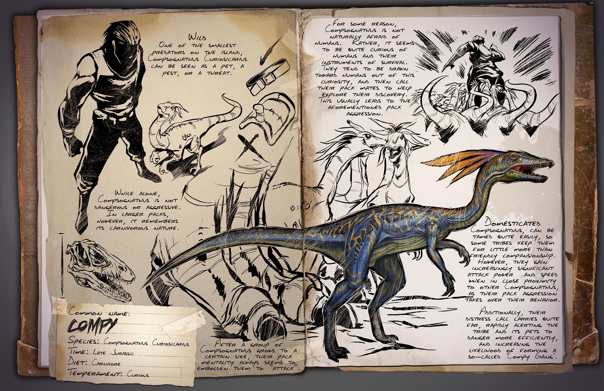 ARK: Survival Evolved - rozrůstající se fauna 11529