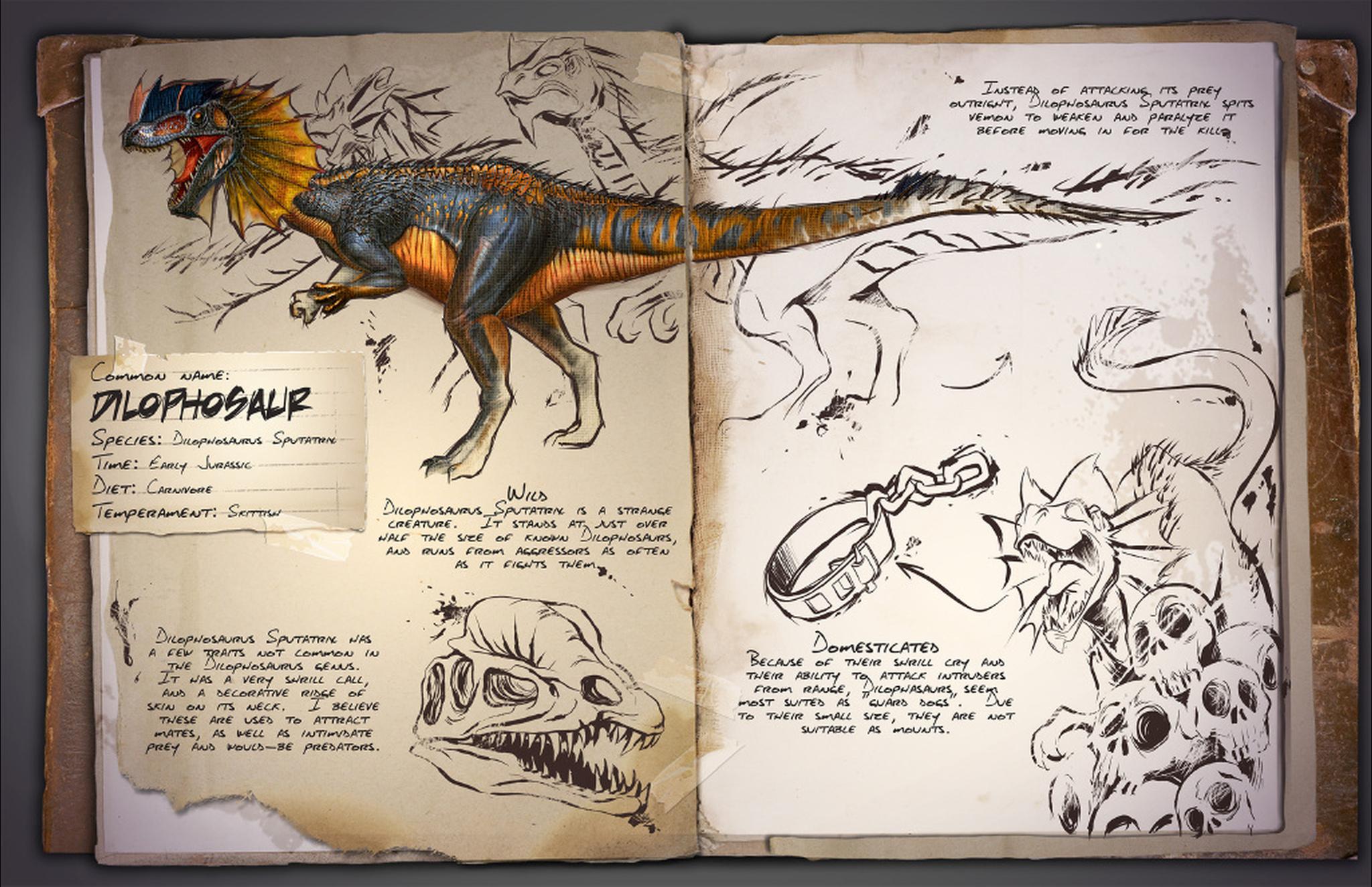 ARK: Survival Evolved - rozrůstající se fauna 11531