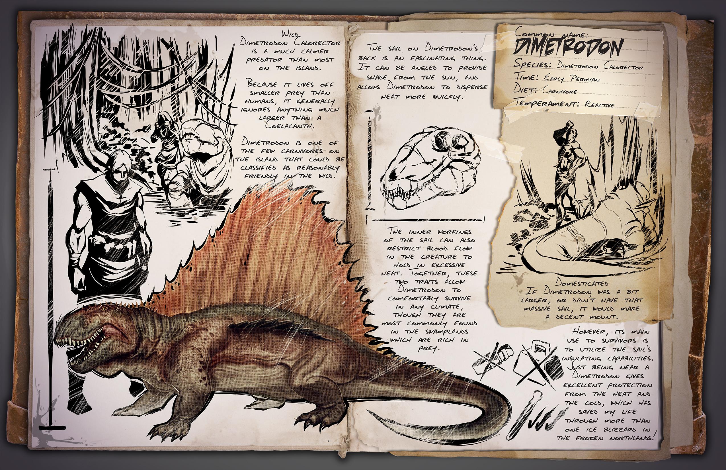 ARK: Survival Evolved - rozrůstající se fauna 11532
