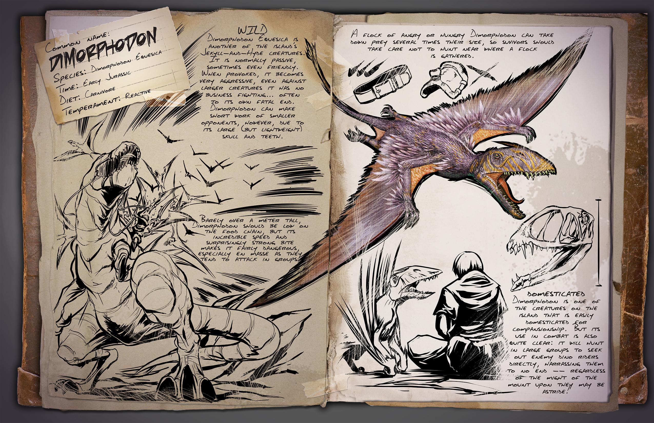 ARK: Survival Evolved - rozrůstající se fauna 11533