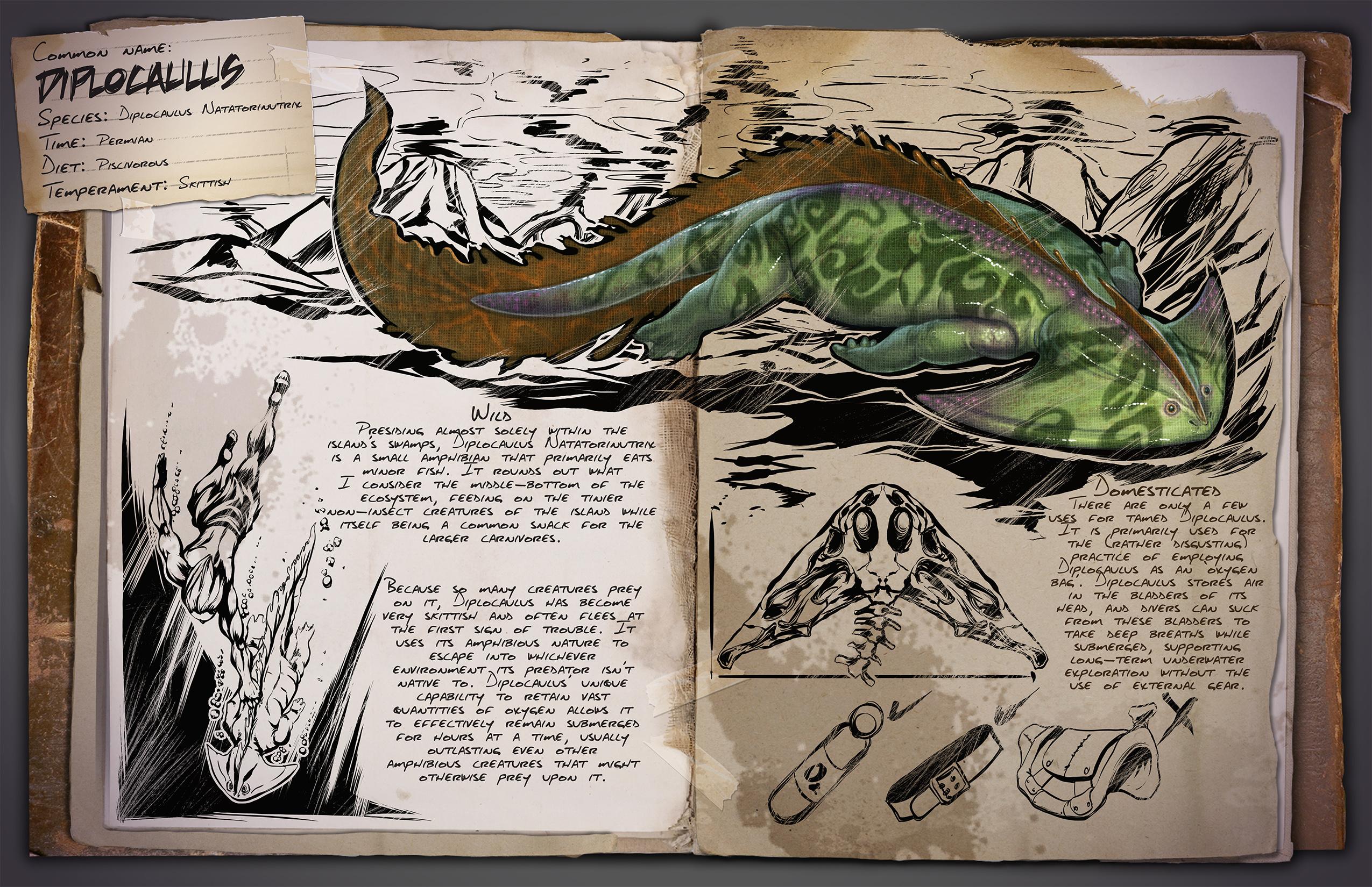 ARK: Survival Evolved - rozrůstající se fauna 11534