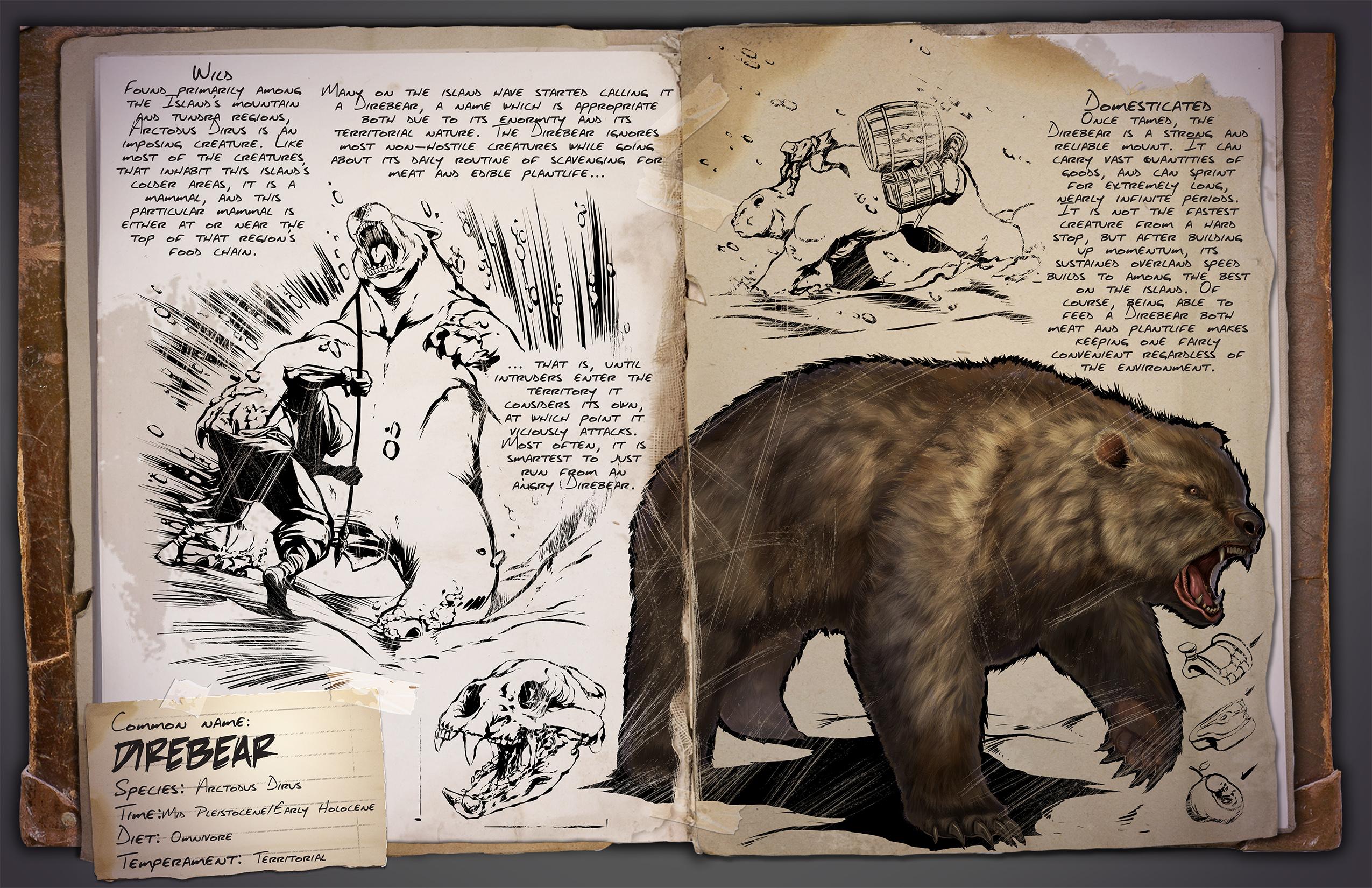 ARK: Survival Evolved - rozrůstající se fauna 11536
