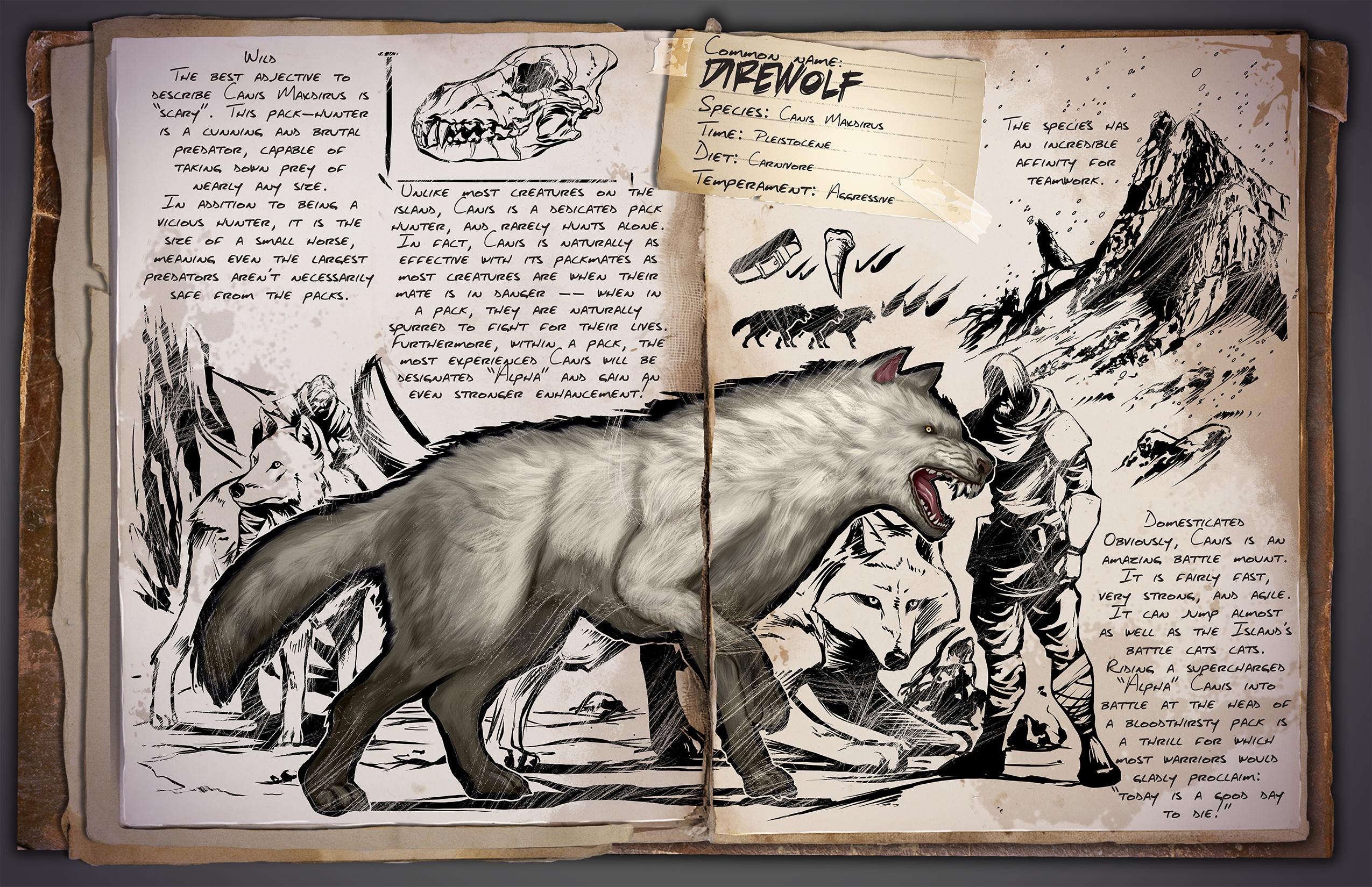 ARK: Survival Evolved - rozrůstající se fauna 11537