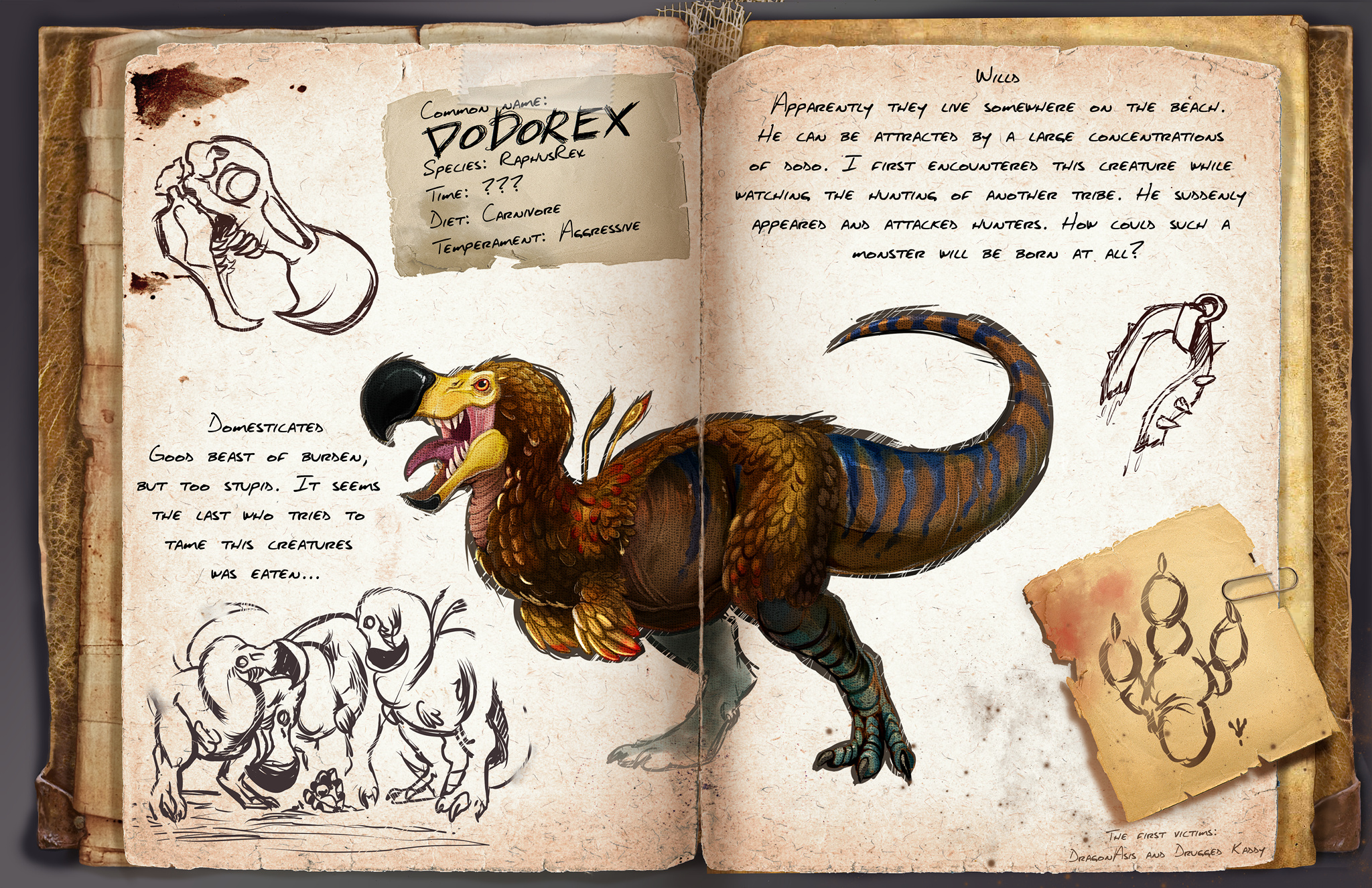 ARK: Survival Evolved - rozrůstající se fauna 11539