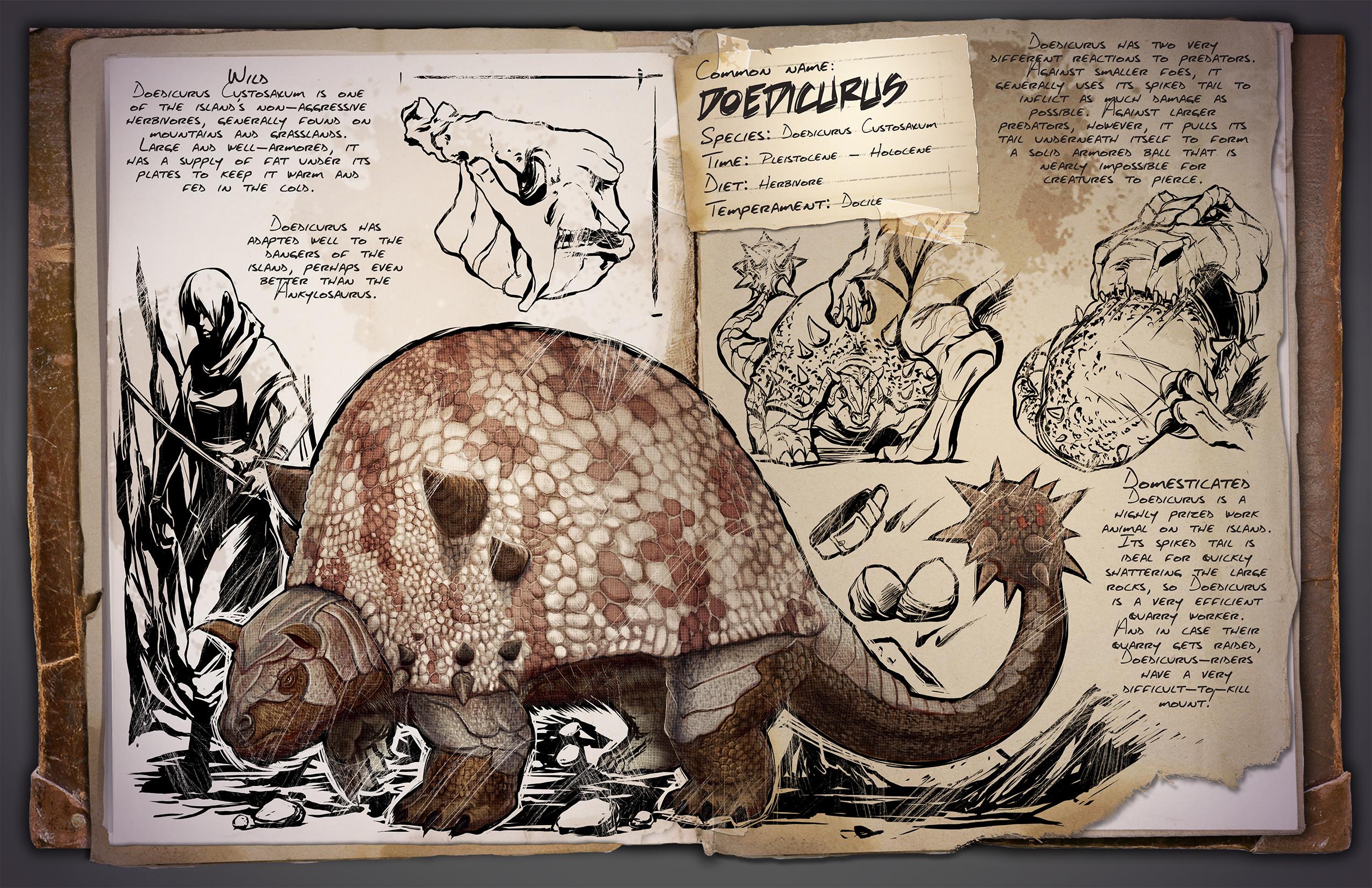 ARK: Survival Evolved - rozrůstající se fauna 11540