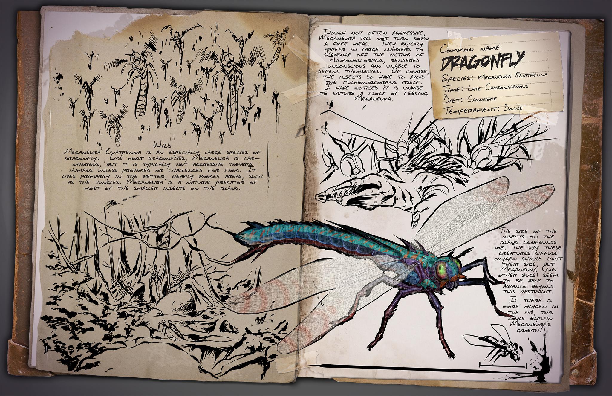 ARK: Survival Evolved - rozrůstající se fauna 11542
