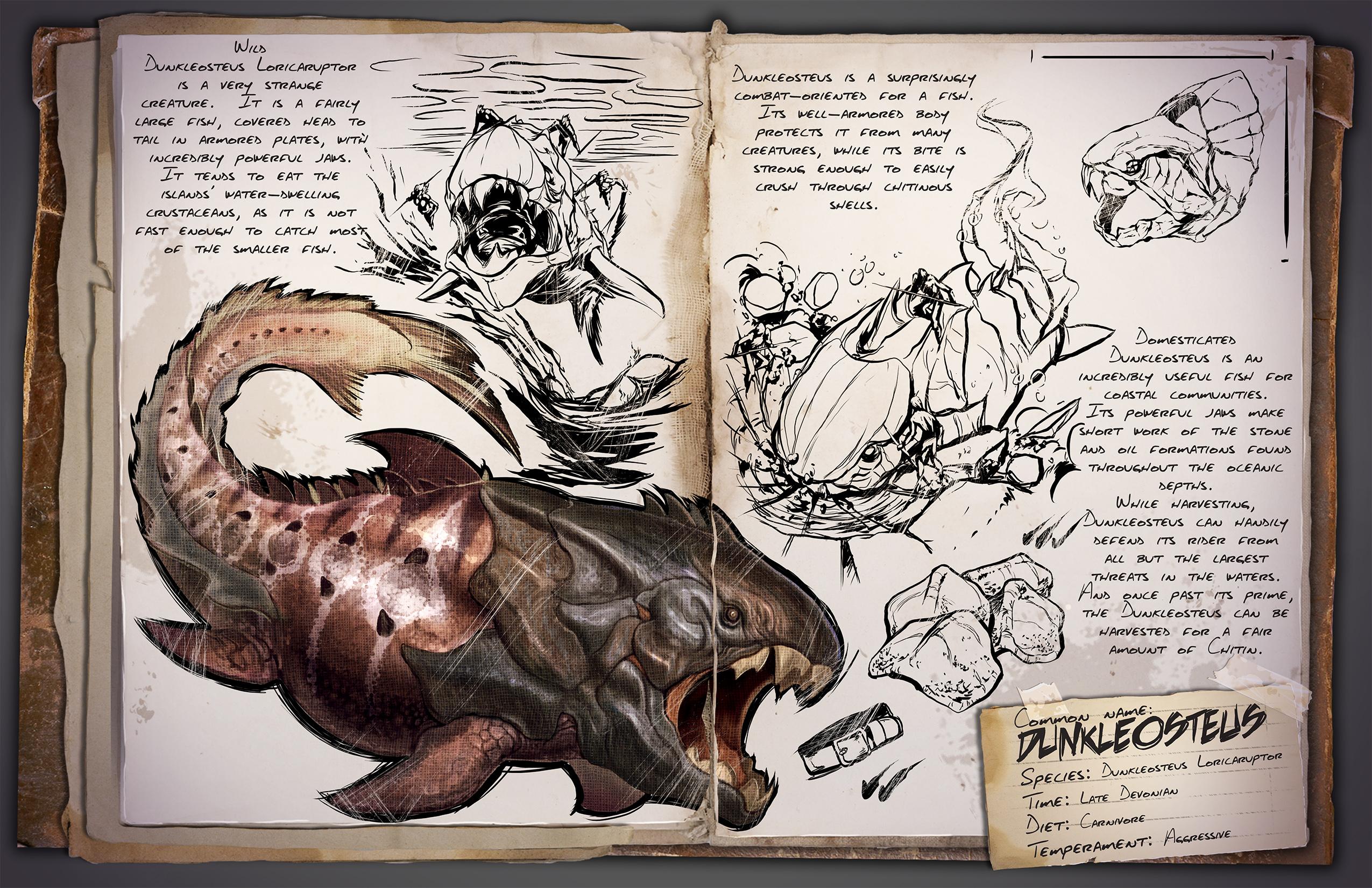 ARK: Survival Evolved - rozrůstající se fauna 11544