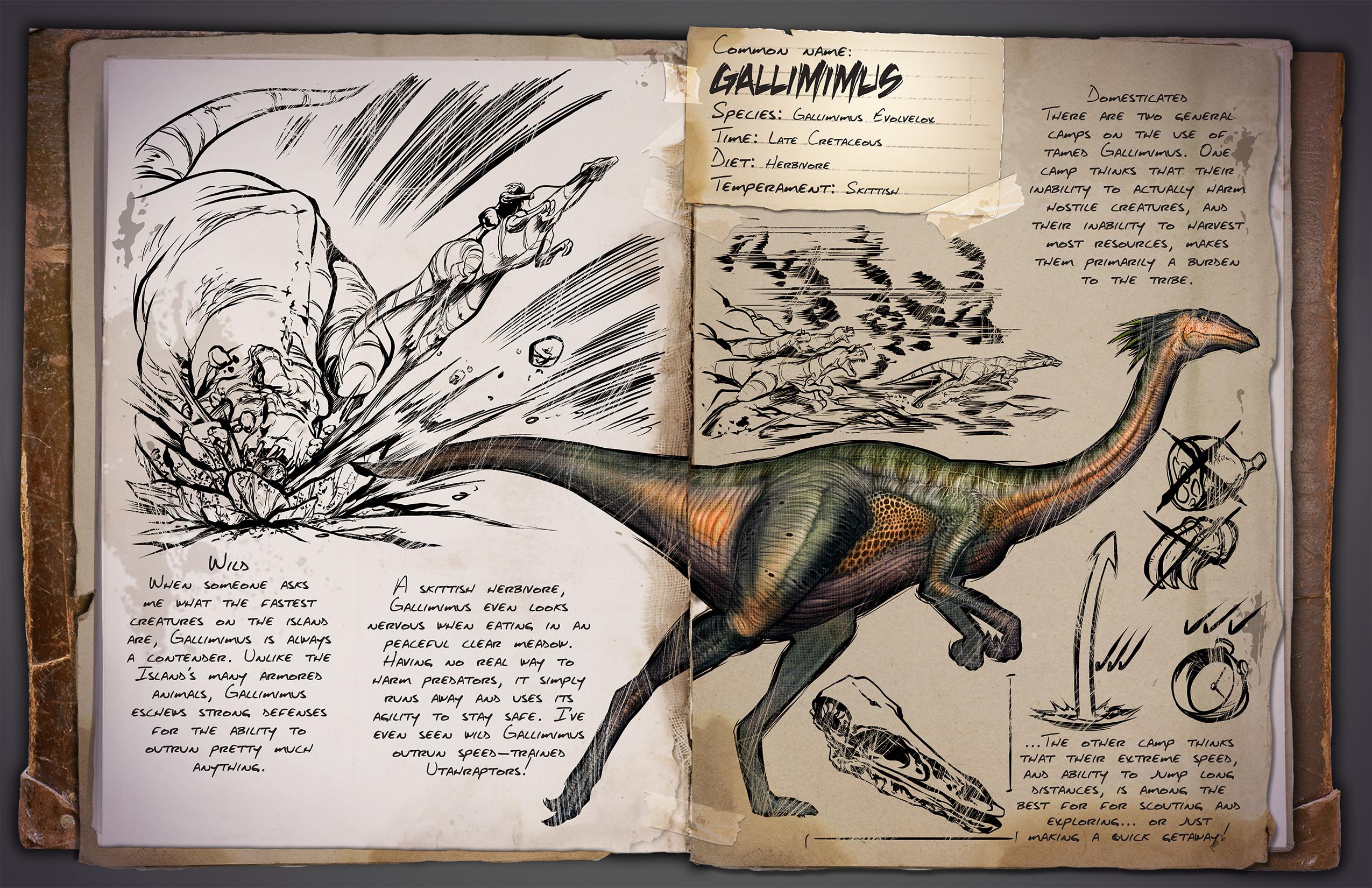 ARK: Survival Evolved - rozrůstající se fauna 11547
