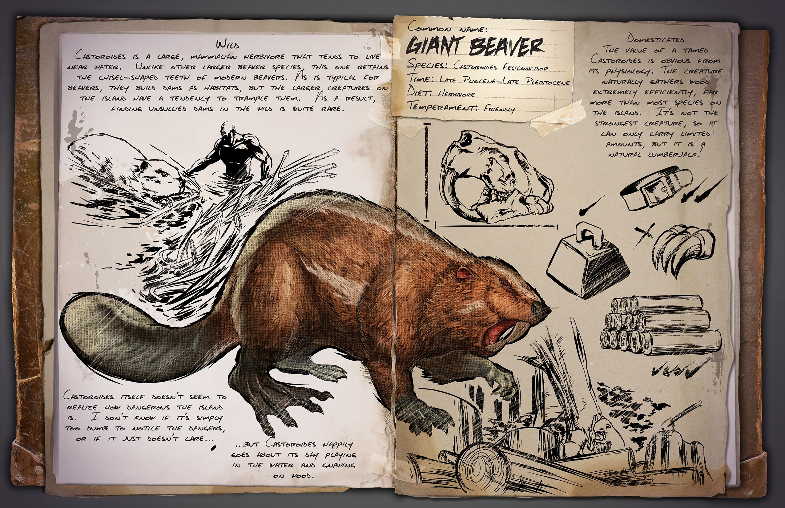 ARK: Survival Evolved - rozrůstající se fauna 11548