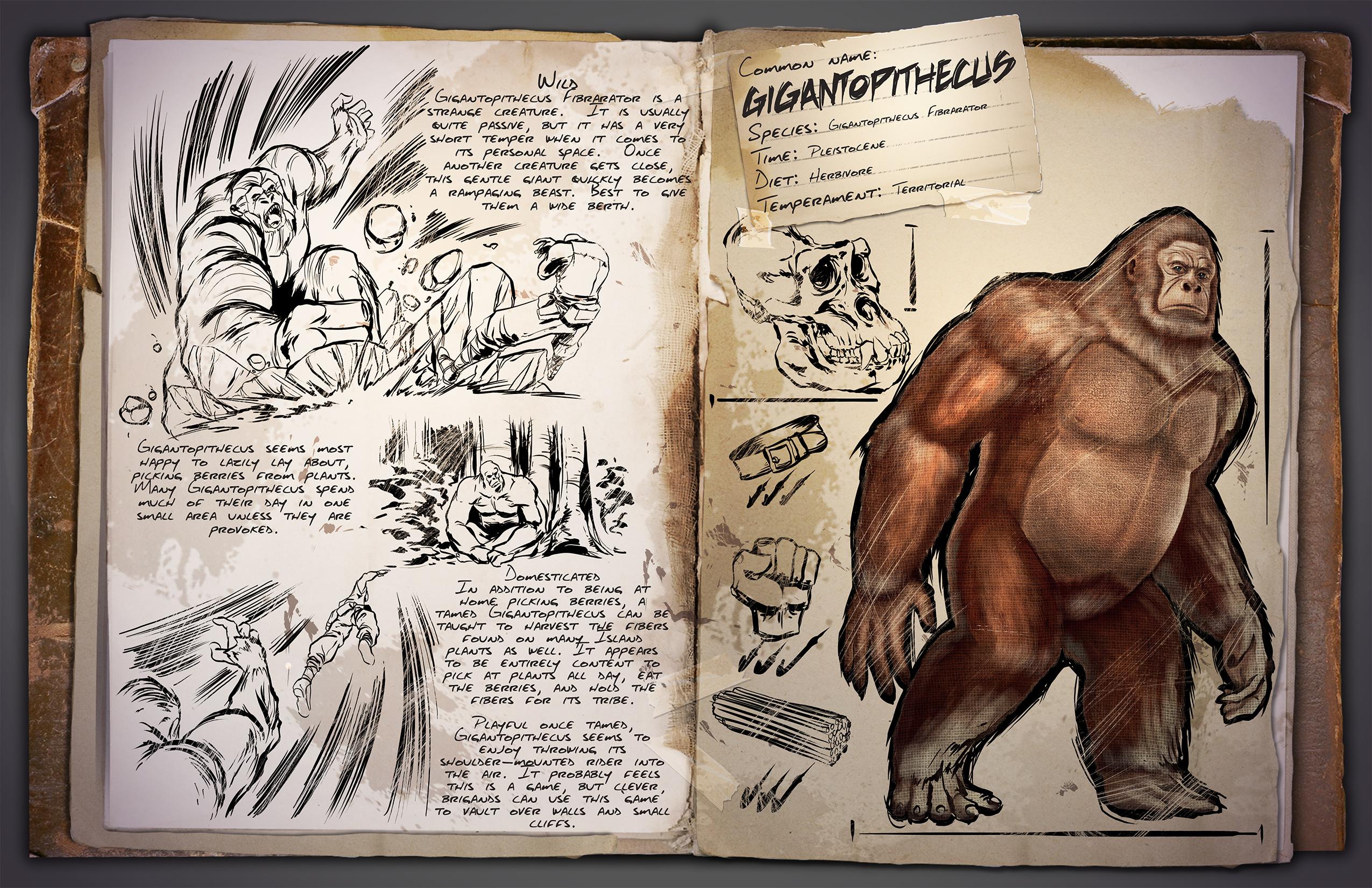 ARK: Survival Evolved - rozrůstající se fauna 11550