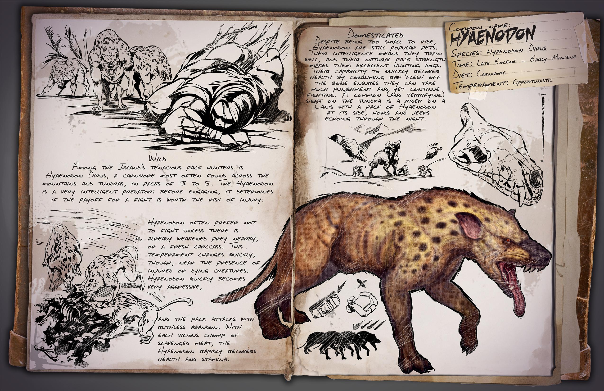 ARK: Survival Evolved - rozrůstající se fauna 11552