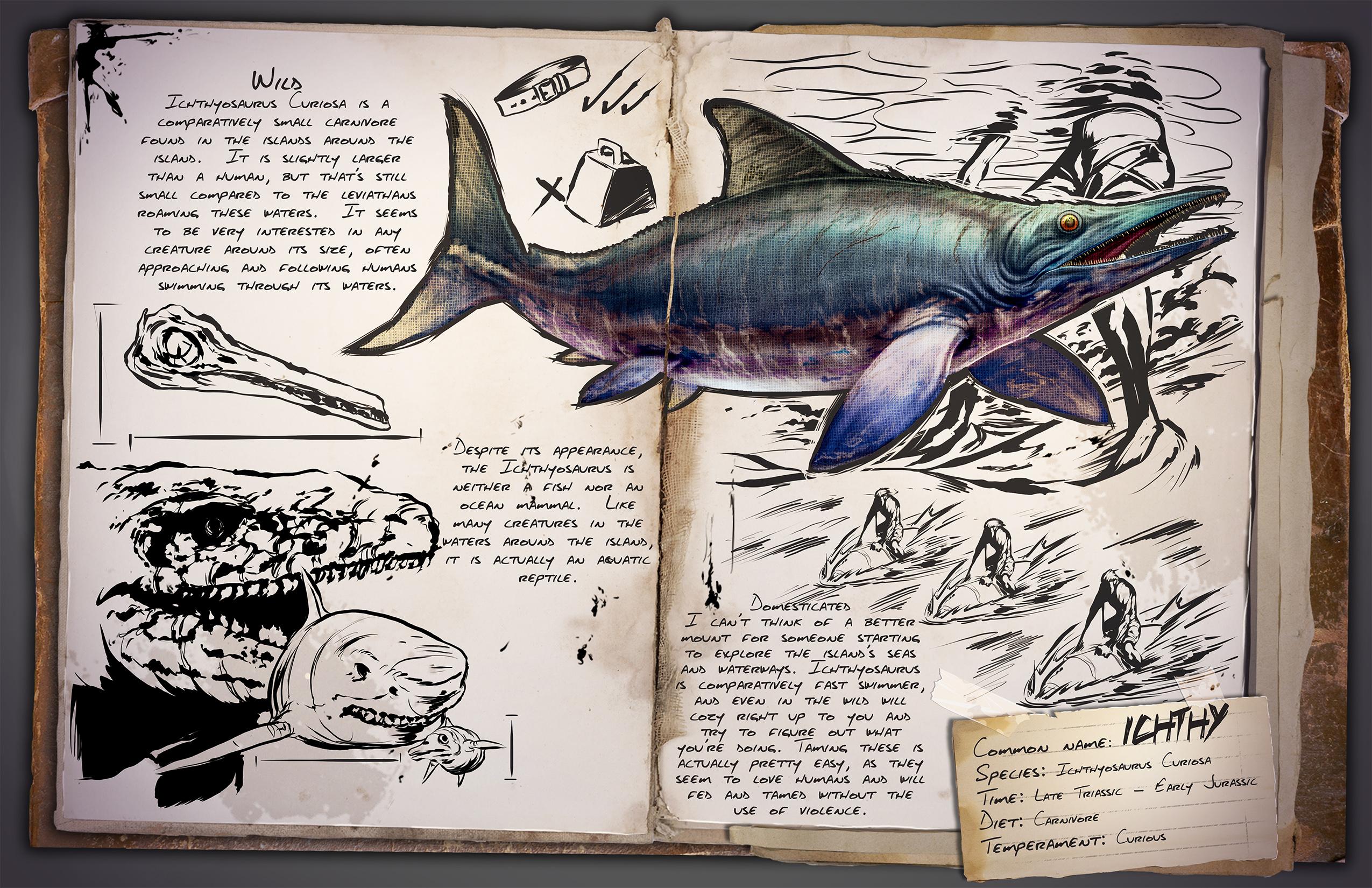 ARK: Survival Evolved - rozrůstající se fauna 11555