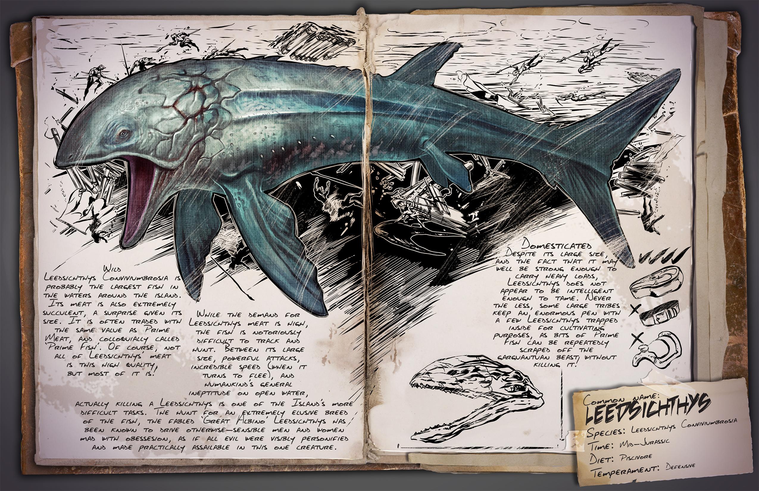 ARK: Survival Evolved - rozrůstající se fauna 11559