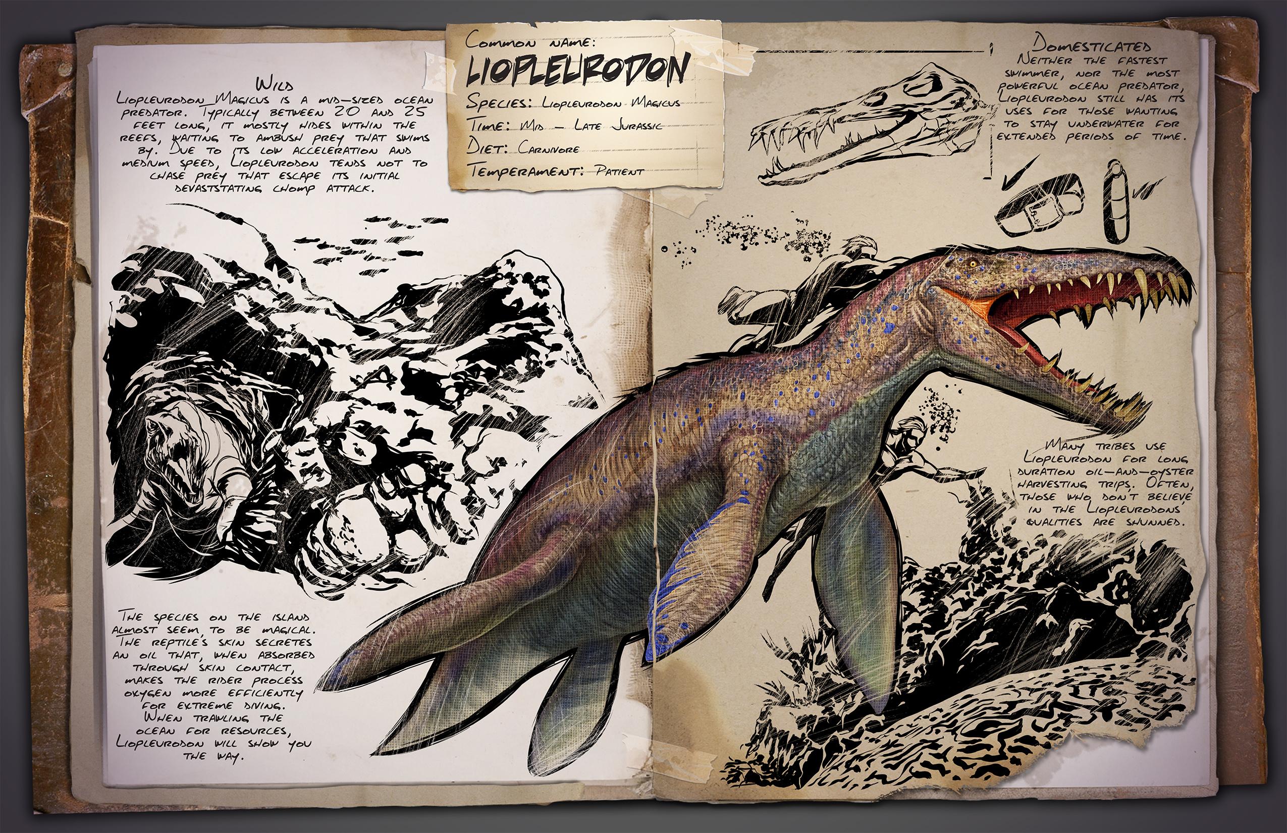 ARK: Survival Evolved - rozrůstající se fauna 11561