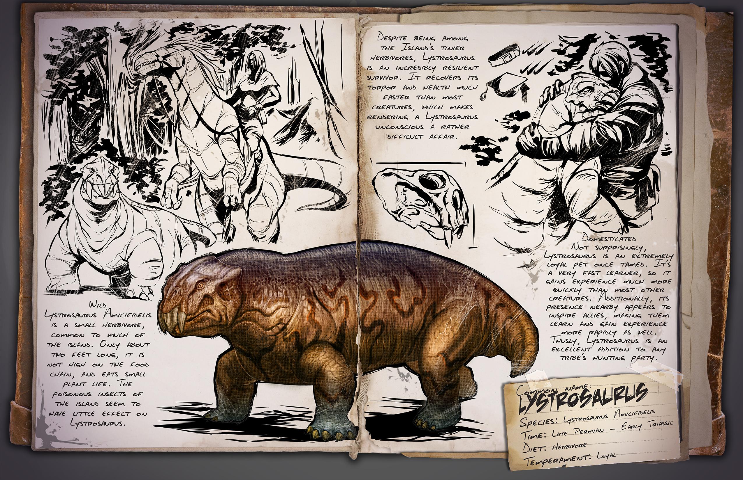 ARK: Survival Evolved - rozrůstající se fauna 11562