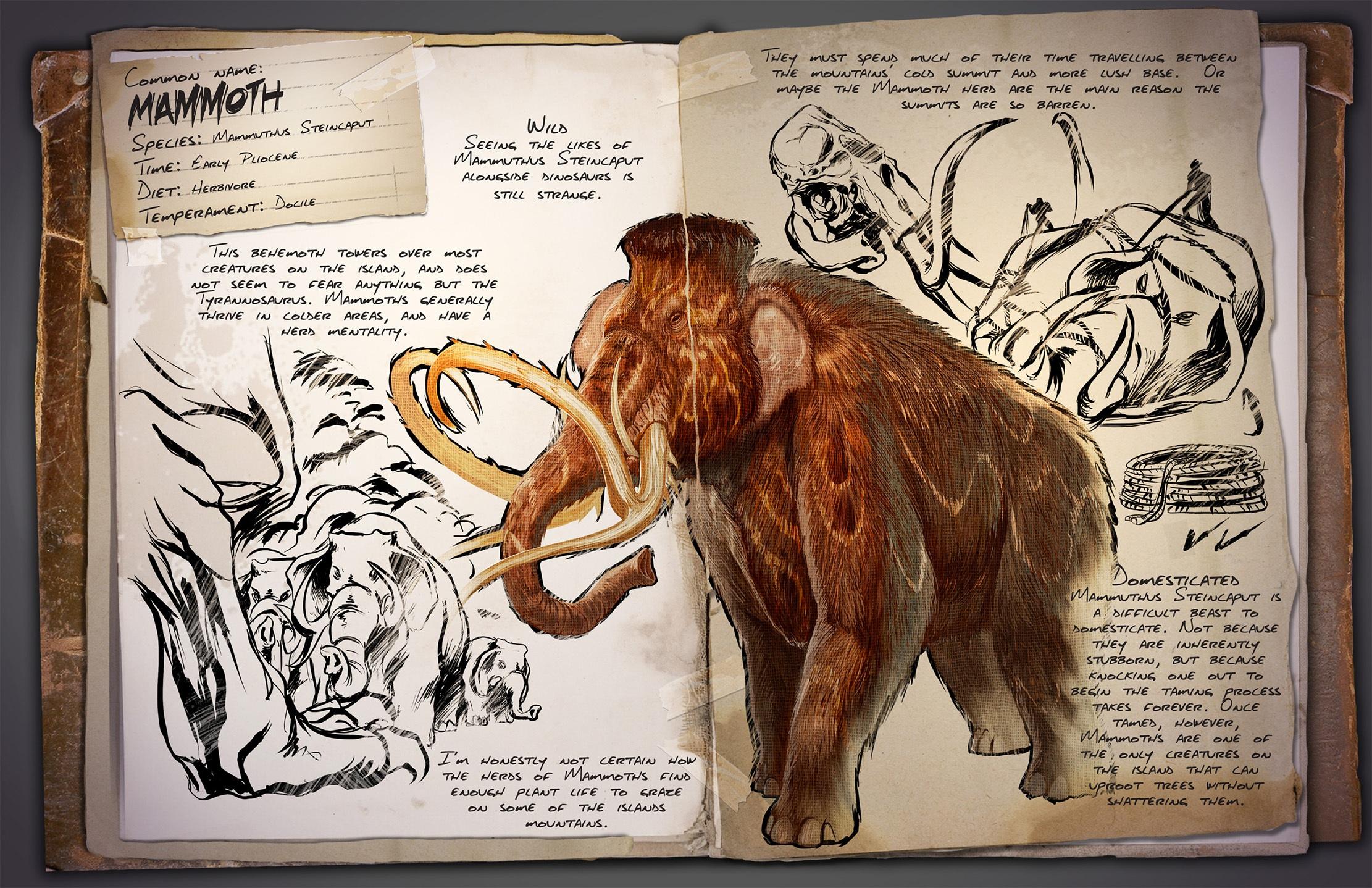 ARK: Survival Evolved - rozrůstající se fauna 11563