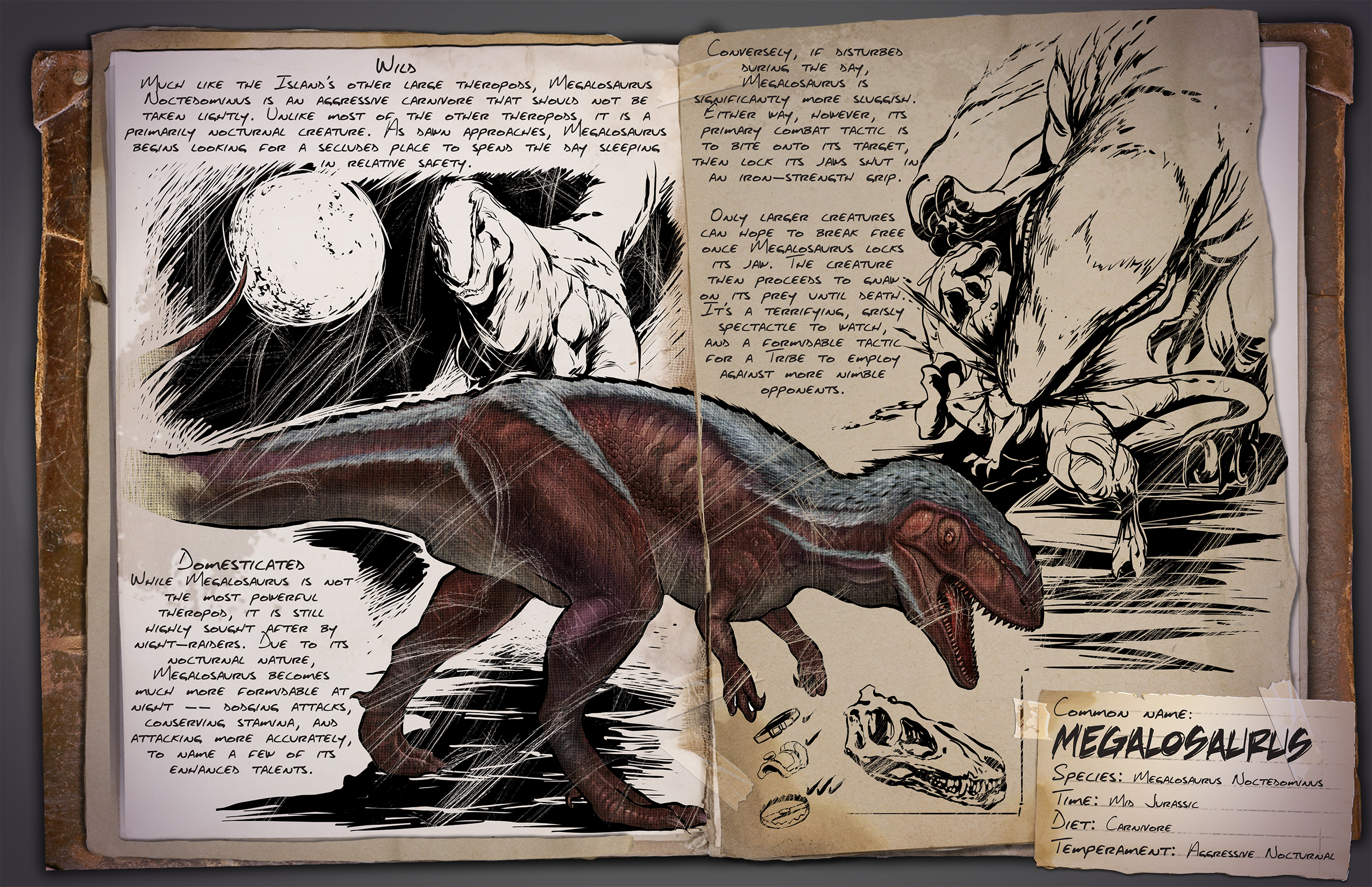 ARK: Survival Evolved - rozrůstající se fauna 11568