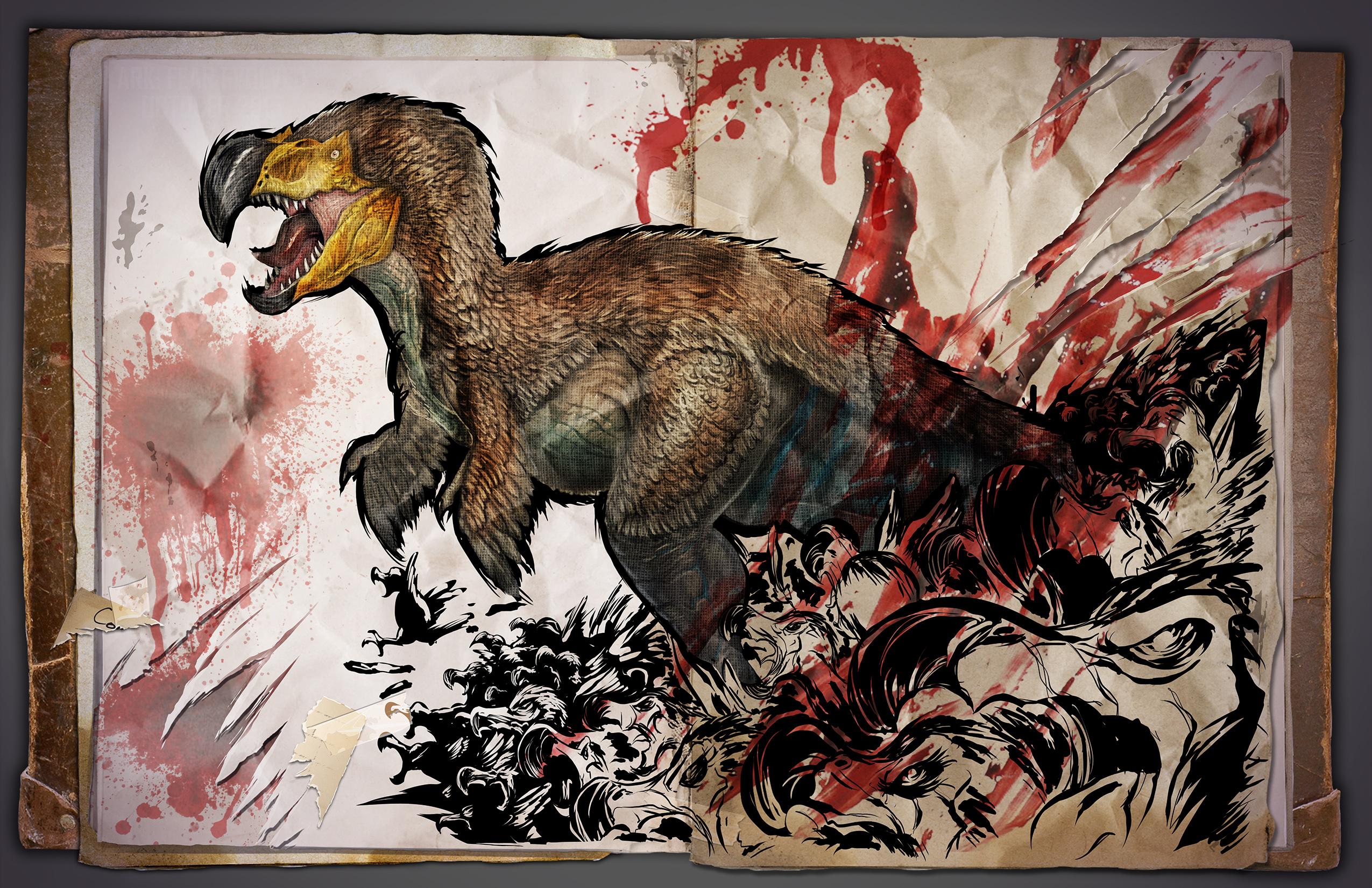 ARK: Survival Evolved - rozrůstající se fauna 11570