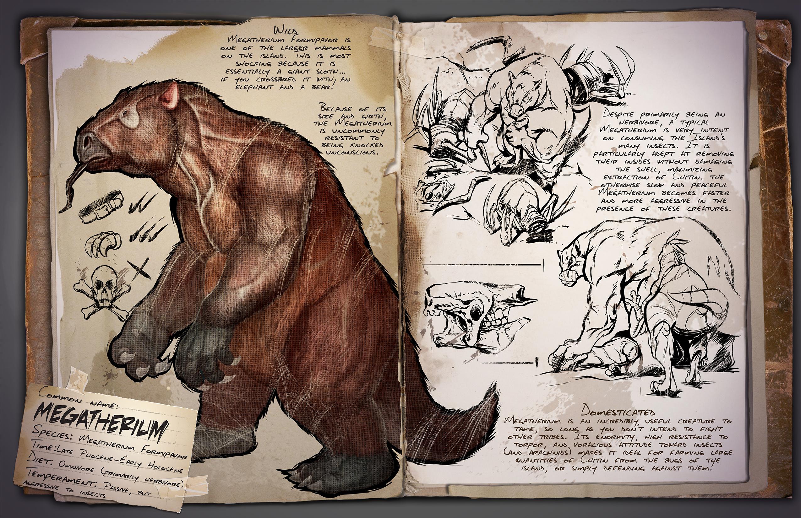 ARK: Survival Evolved - rozrůstající se fauna 11572