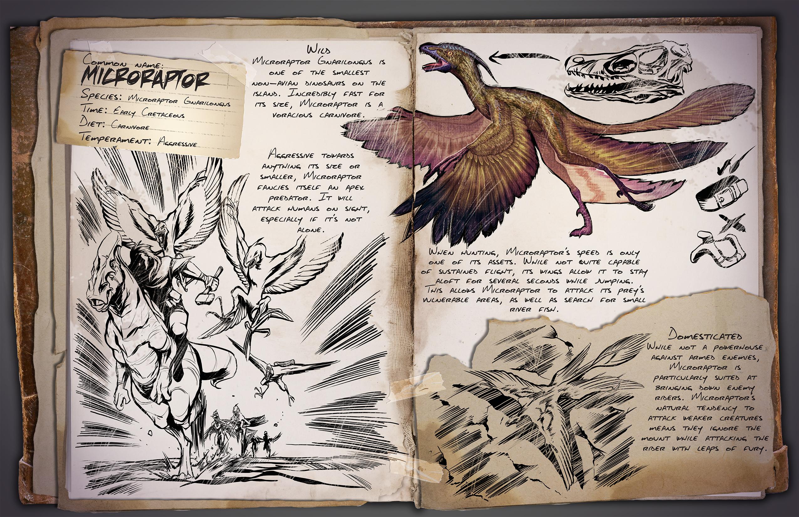 ARK: Survival Evolved - rozrůstající se fauna 11574