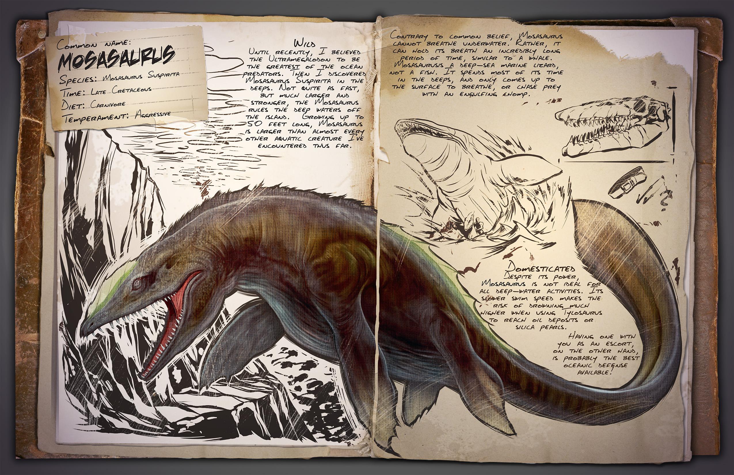 ARK: Survival Evolved - rozrůstající se fauna 11575
