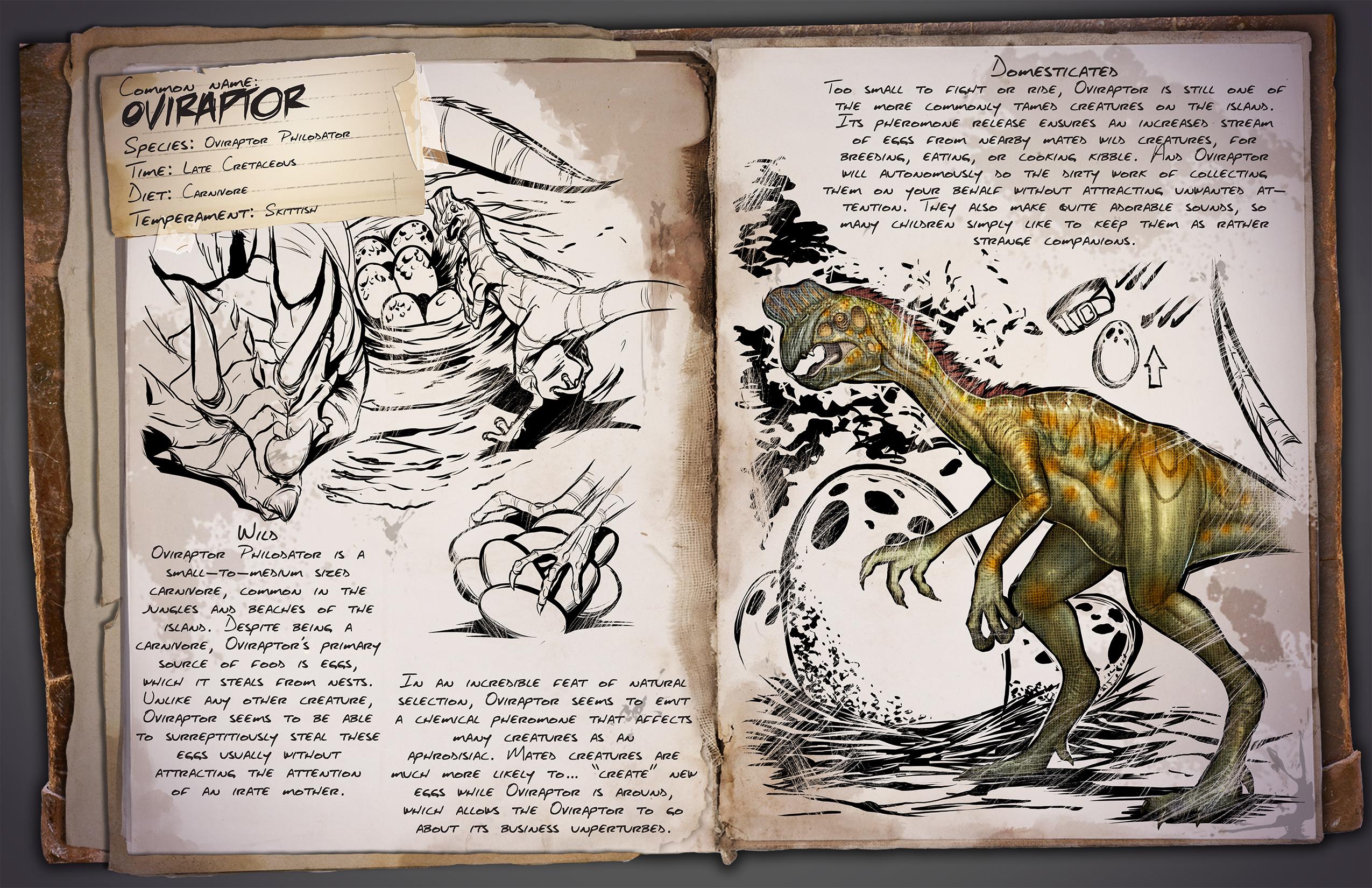 ARK: Survival Evolved - rozrůstající se fauna 11577