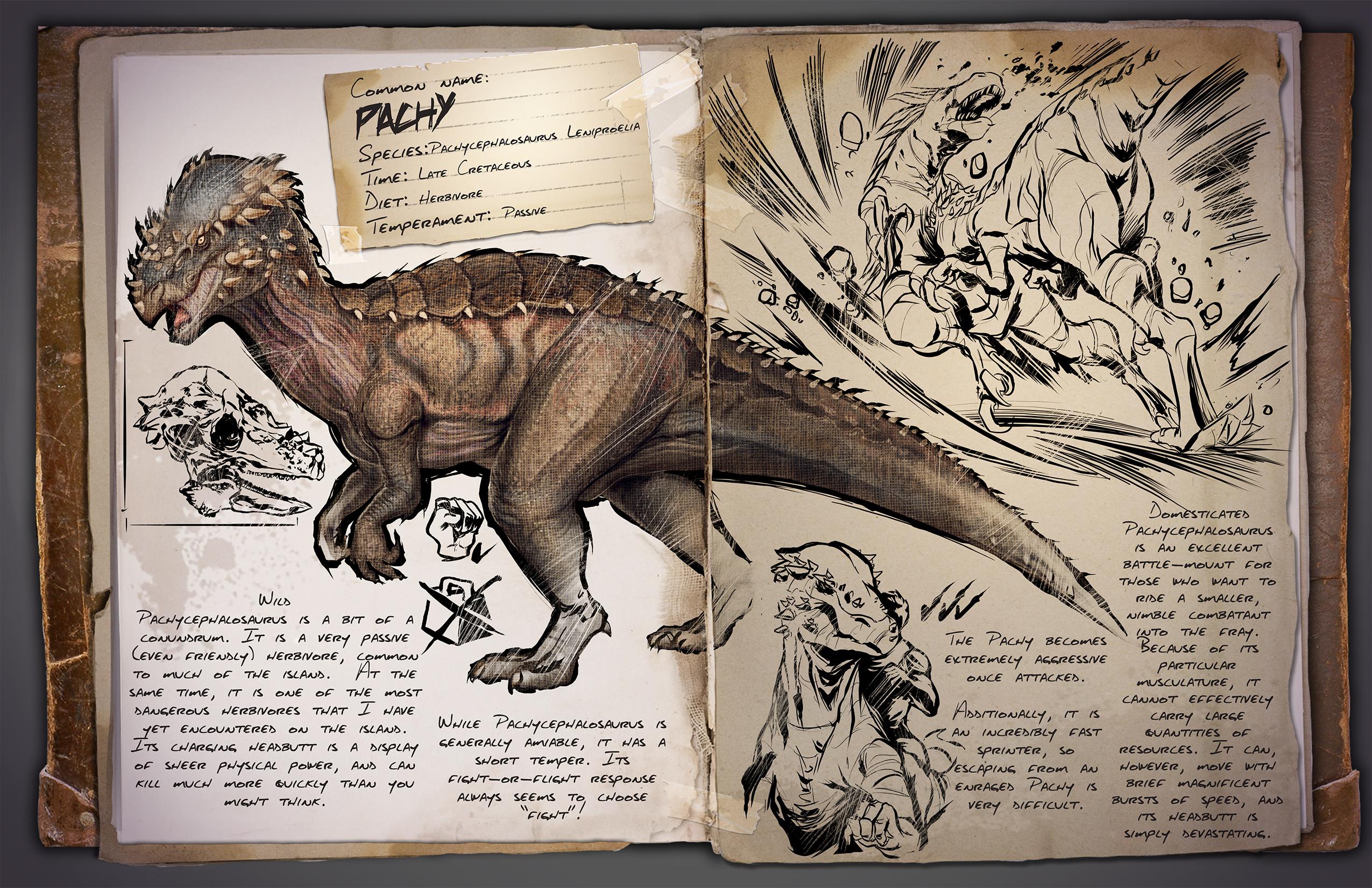 ARK: Survival Evolved - rozrůstající se fauna 11578