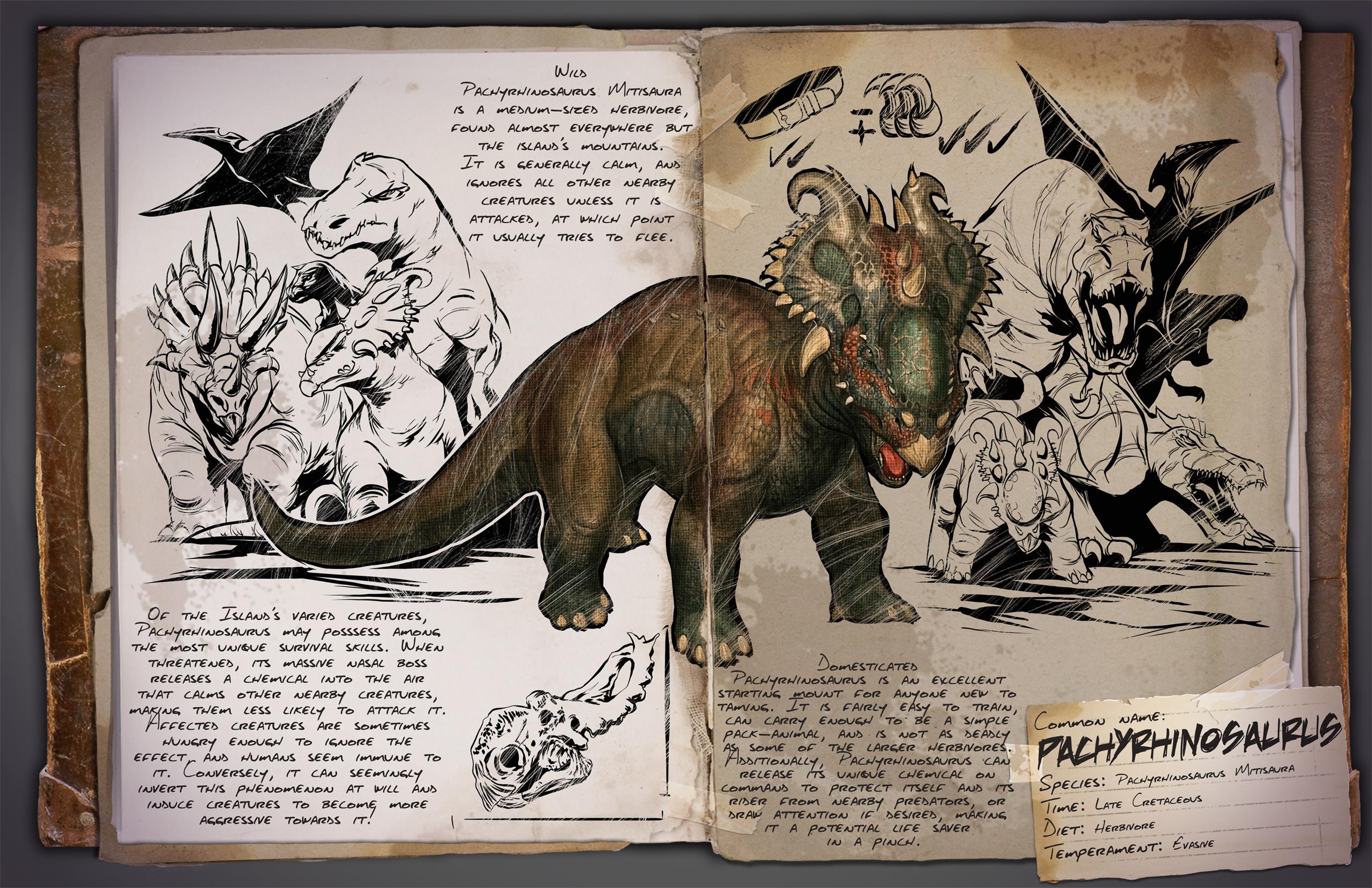 ARK: Survival Evolved - rozrůstající se fauna 11579