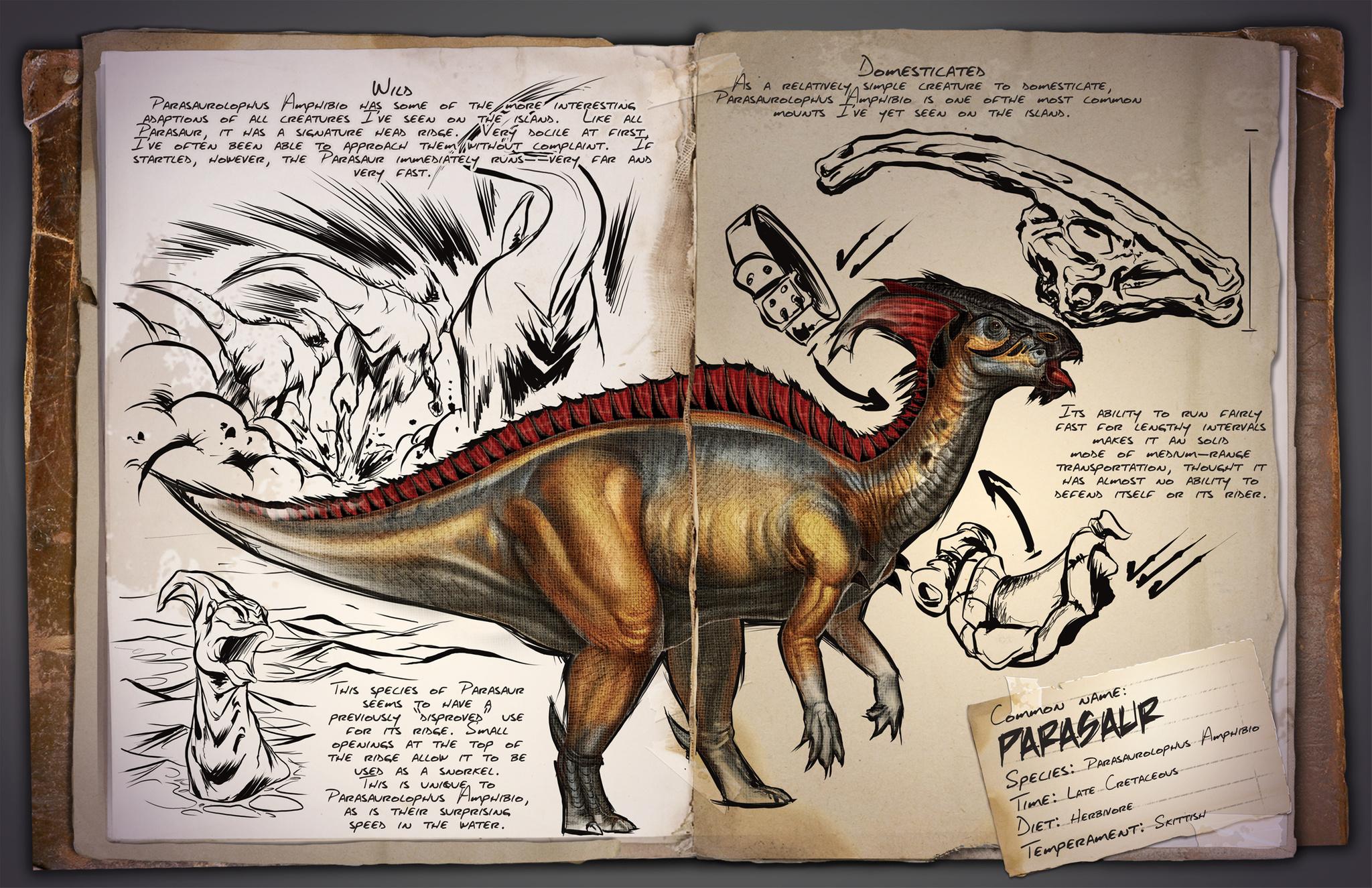ARK: Survival Evolved - rozrůstající se fauna 11581