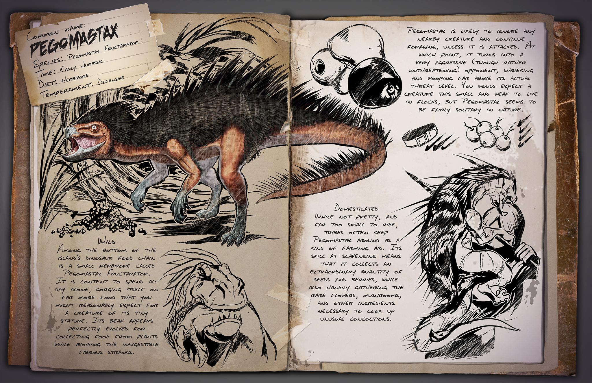 ARK: Survival Evolved - rozrůstající se fauna 11582