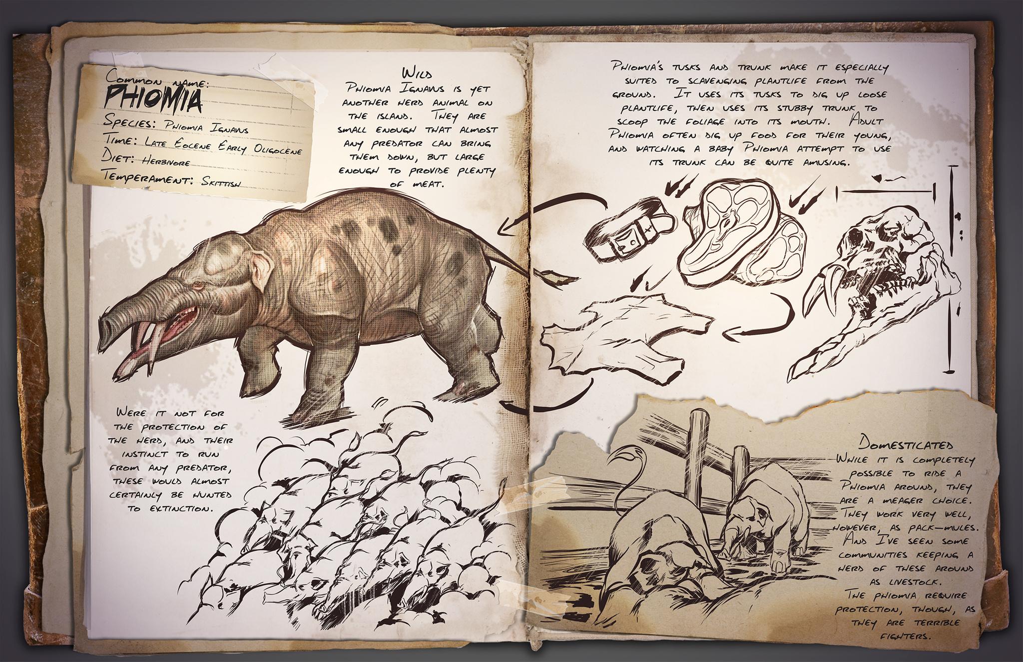 ARK: Survival Evolved - rozrůstající se fauna 11583