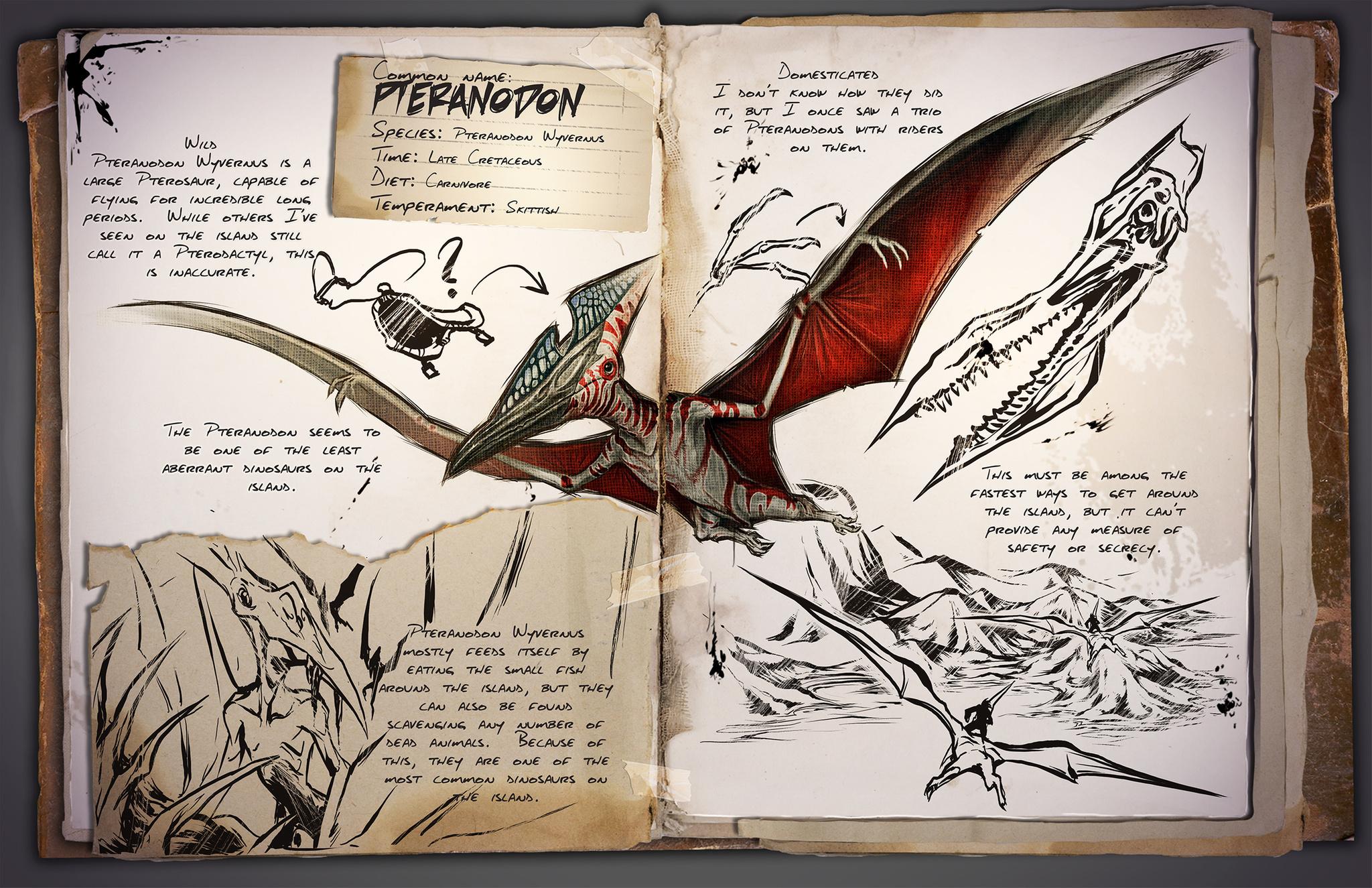 ARK: Survival Evolved - rozrůstající se fauna 11587