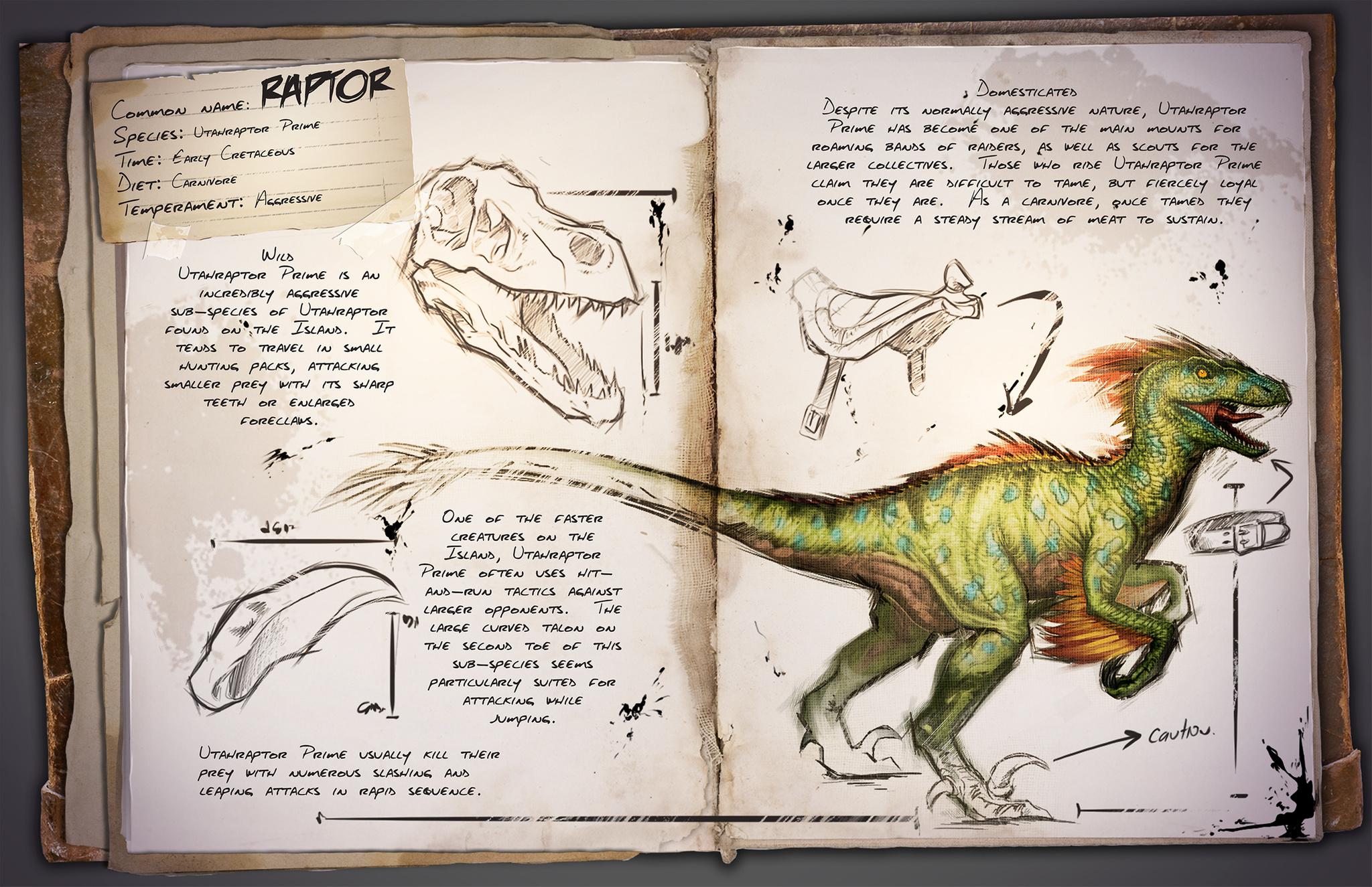 ARK: Survival Evolved - rozrůstající se fauna 11589