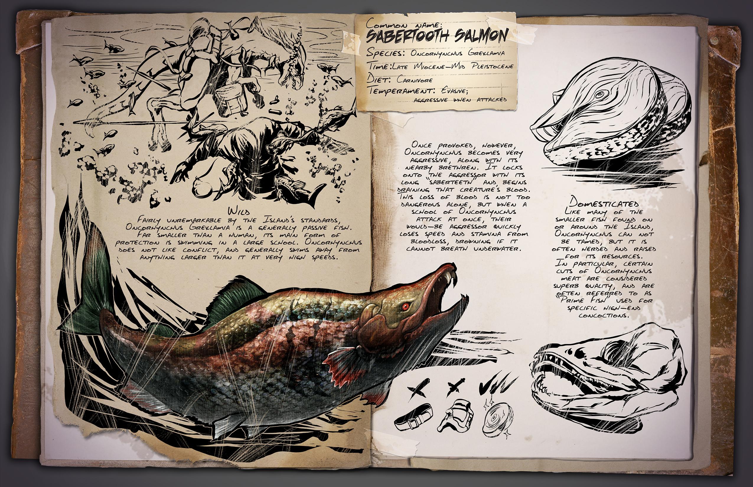 ARK: Survival Evolved - rozrůstající se fauna 11590