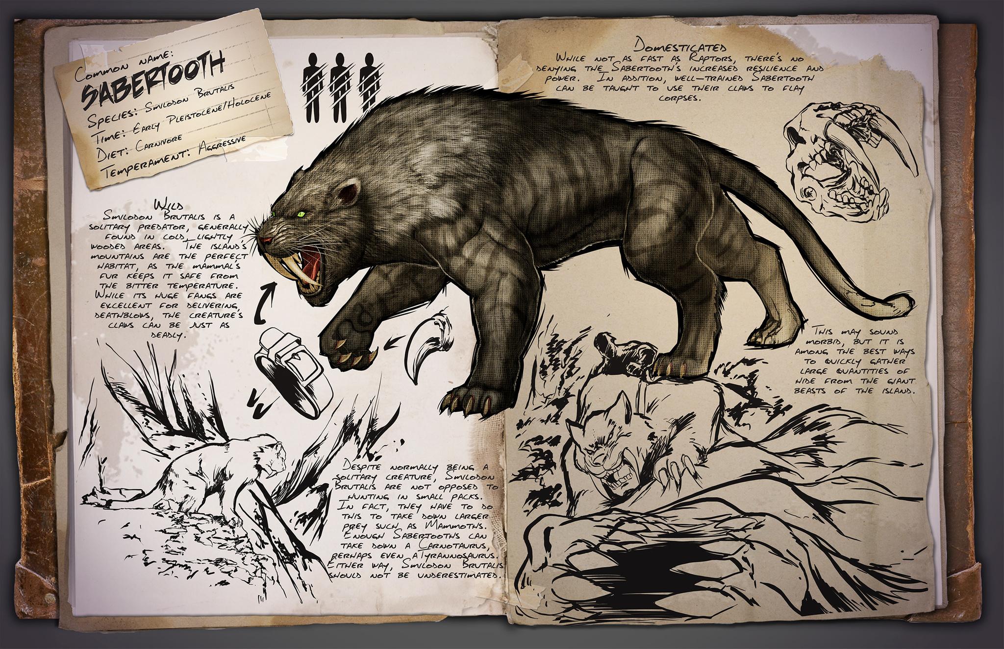 ARK: Survival Evolved - rozrůstající se fauna 11591