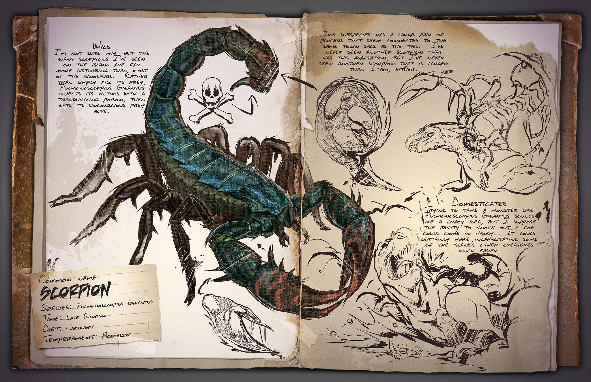ARK: Survival Evolved - rozrůstající se fauna 11592