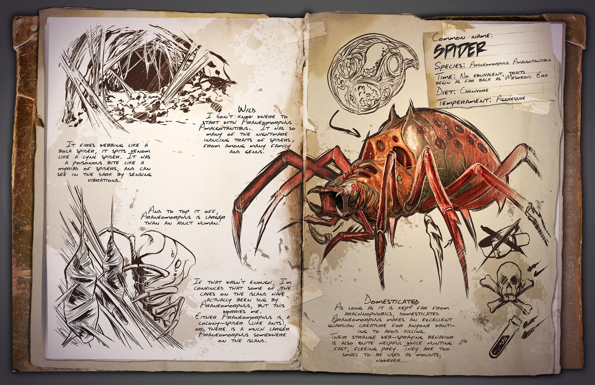 ARK: Survival Evolved - rozrůstající se fauna 11593