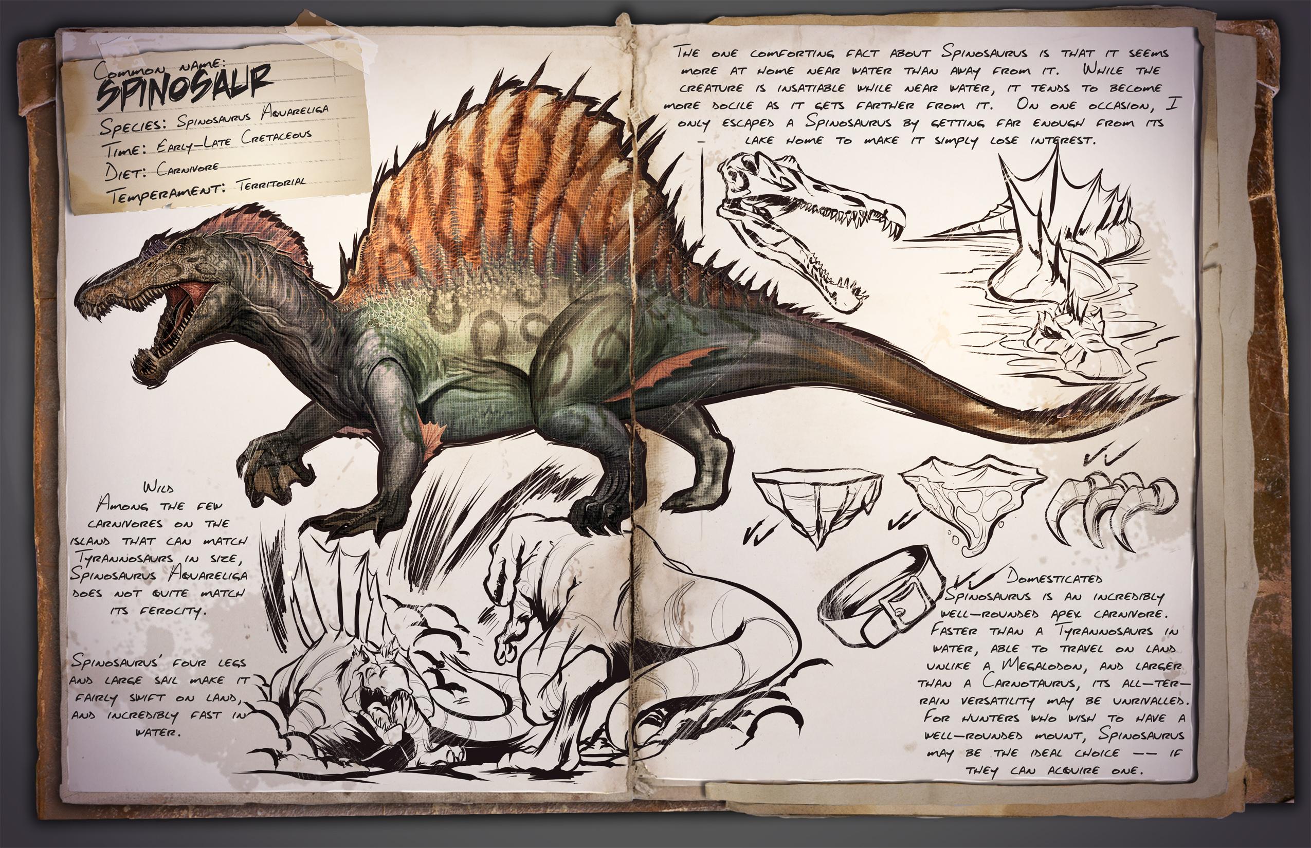 ARK: Survival Evolved - rozrůstající se fauna 11594