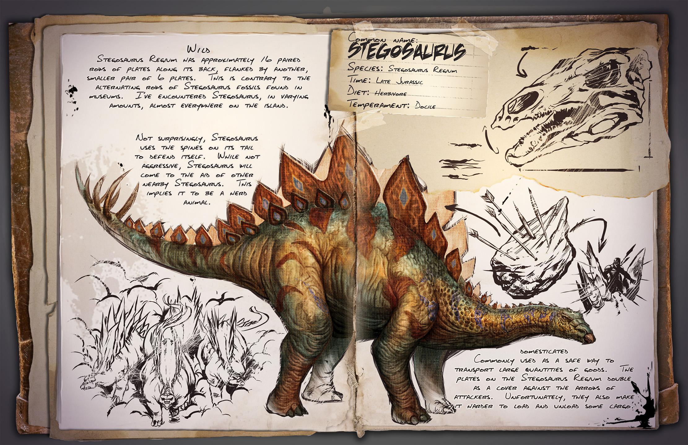 ARK: Survival Evolved - rozrůstající se fauna 11595