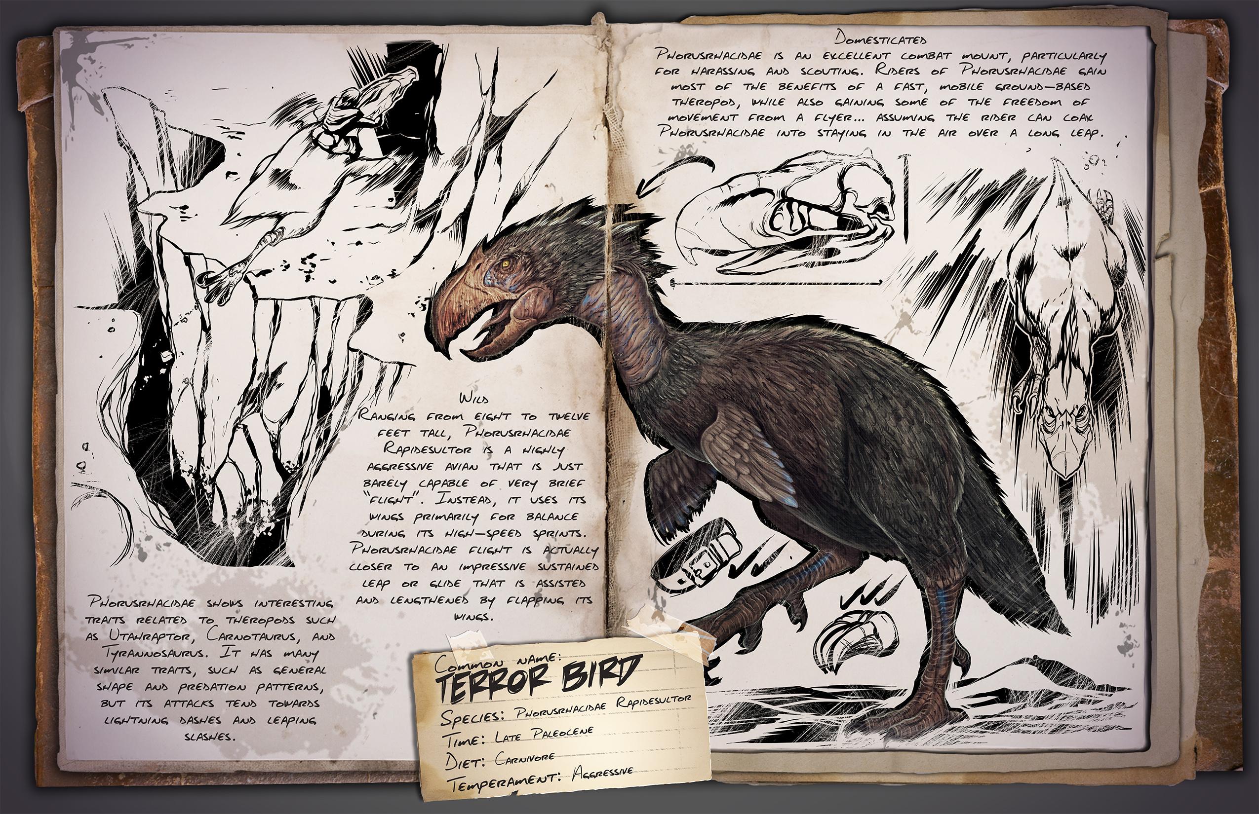 ARK: Survival Evolved - rozrůstající se fauna 11596