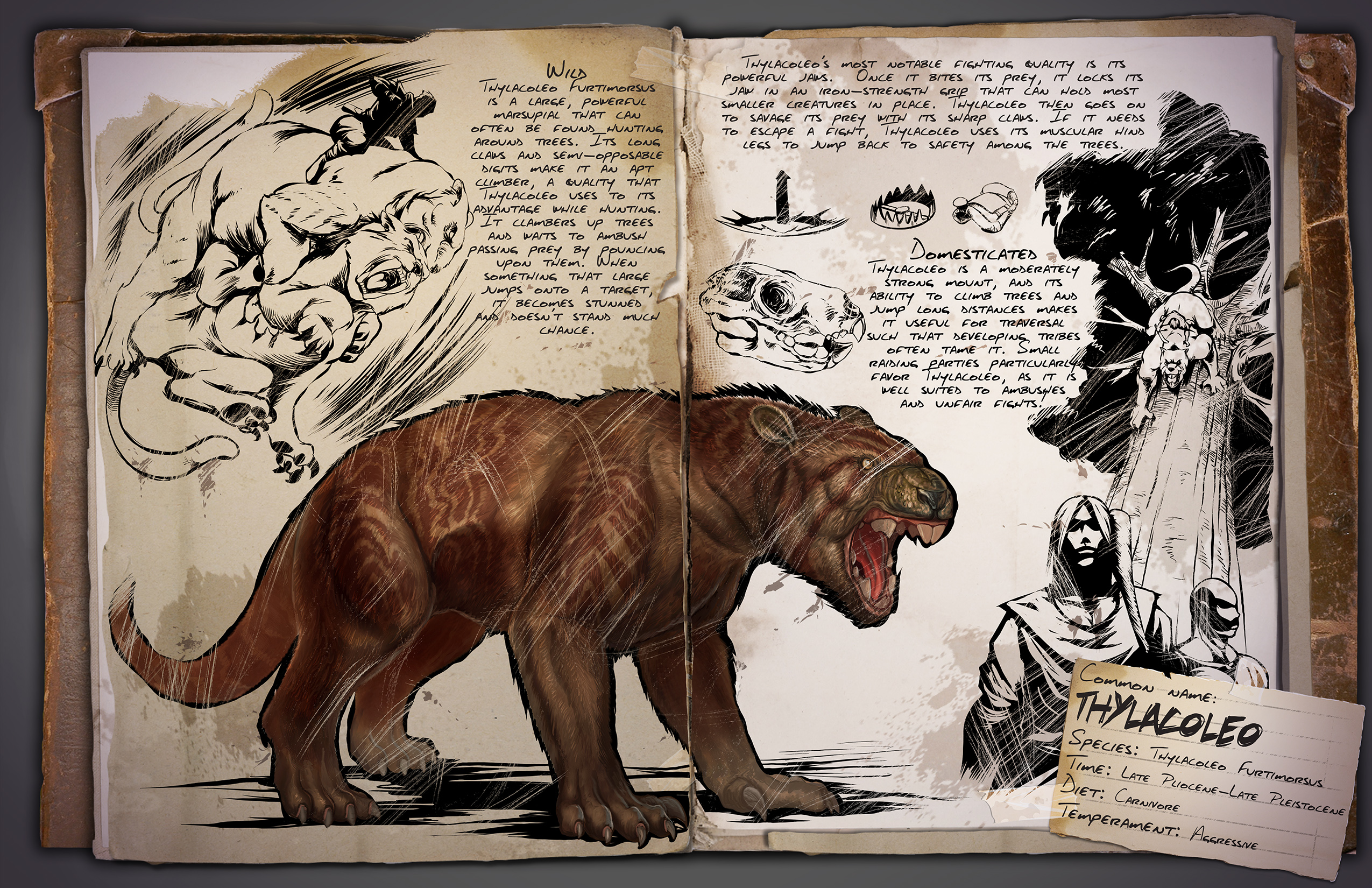 ARK: Survival Evolved - rozrůstající se fauna 11598