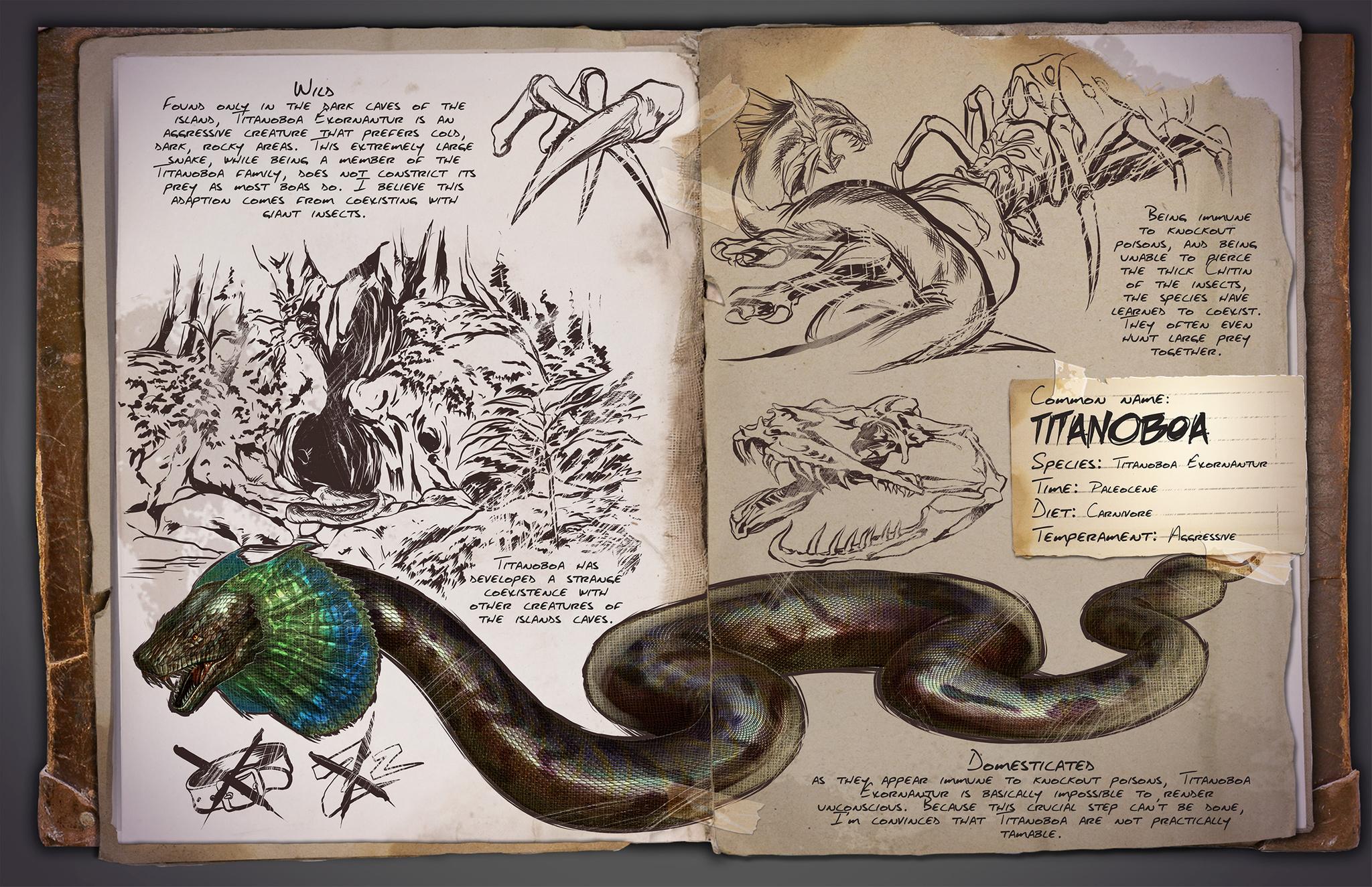 ARK: Survival Evolved - rozrůstající se fauna 11599