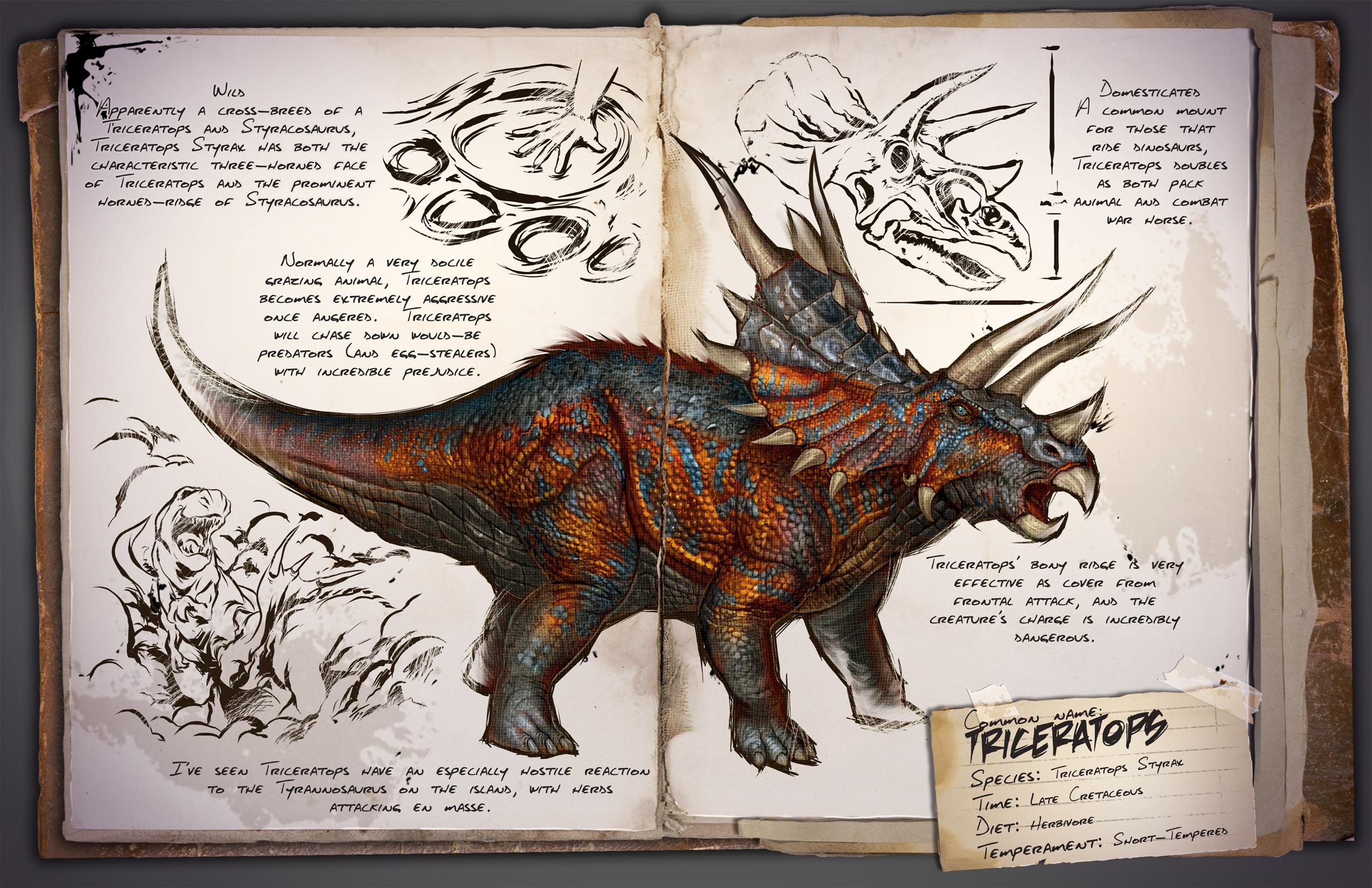 ARK: Survival Evolved - rozrůstající se fauna 11602