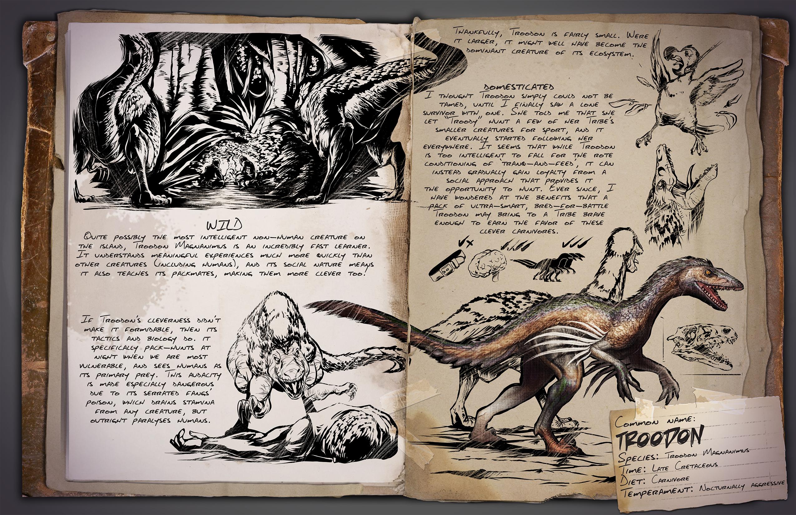 ARK: Survival Evolved - rozrůstající se fauna 11604