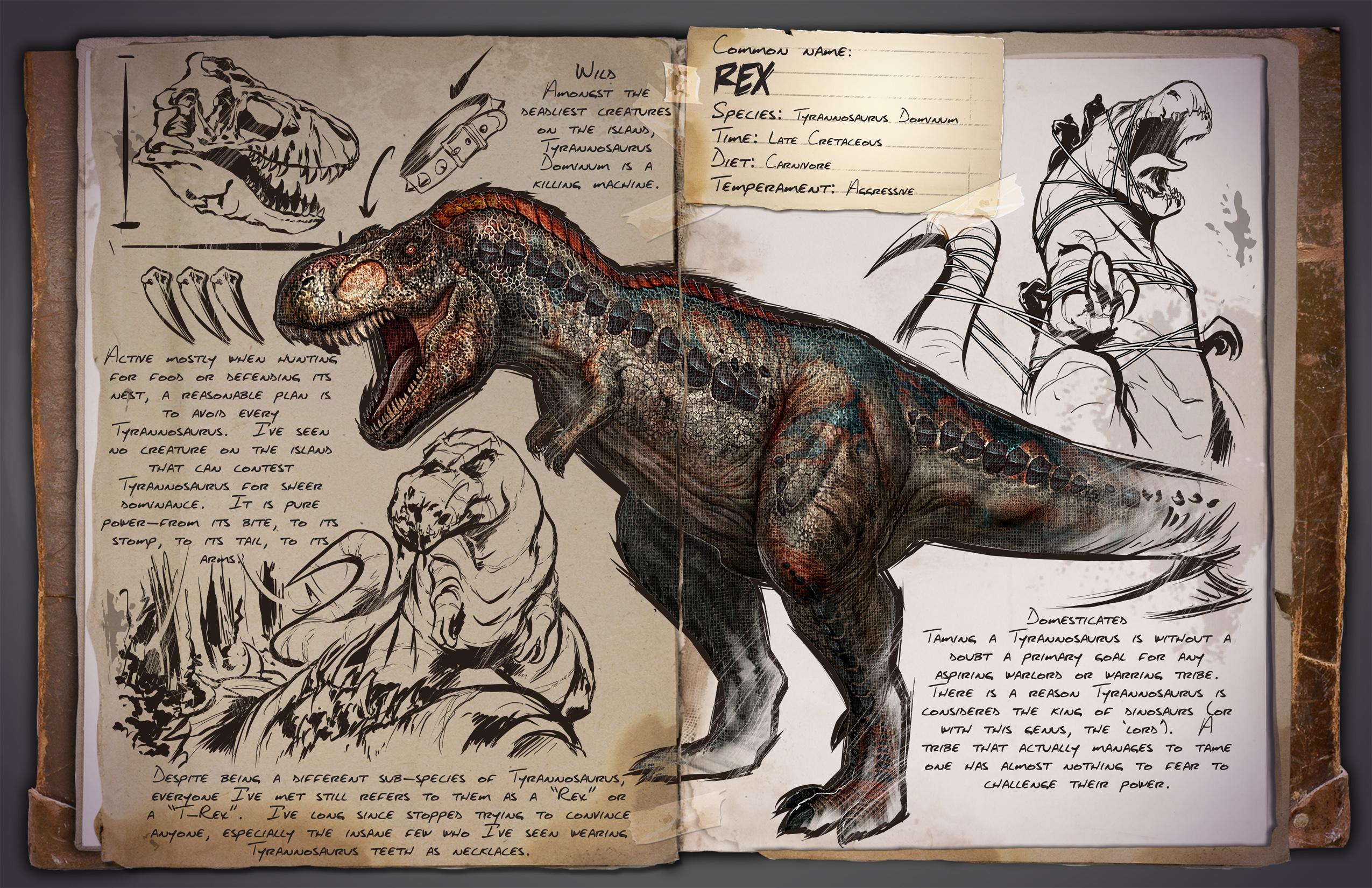 ARK: Survival Evolved - rozrůstající se fauna 11606