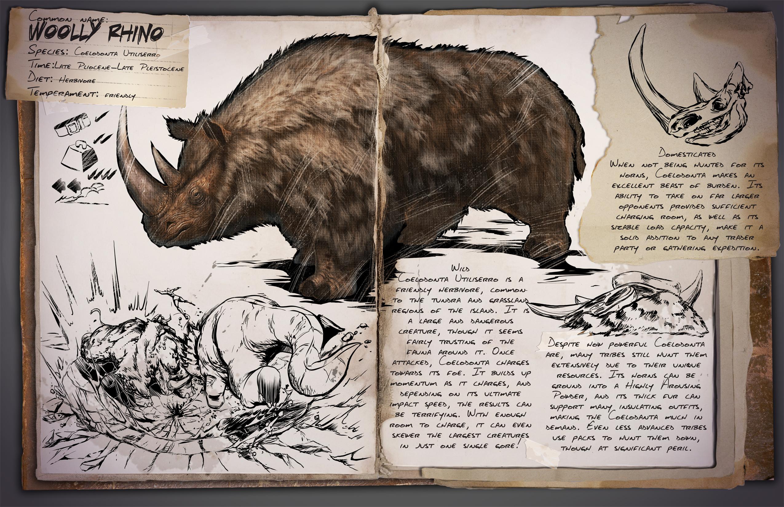 ARK: Survival Evolved - rozrůstající se fauna 11607