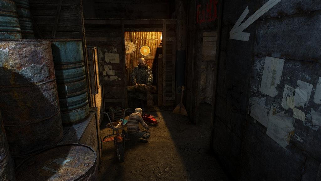 PS4 Metro 2033 Redux 11613