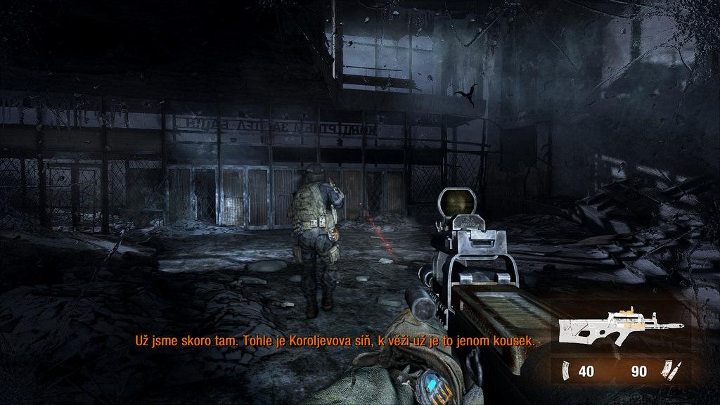 PS4 Metro 2033 Redux 11619